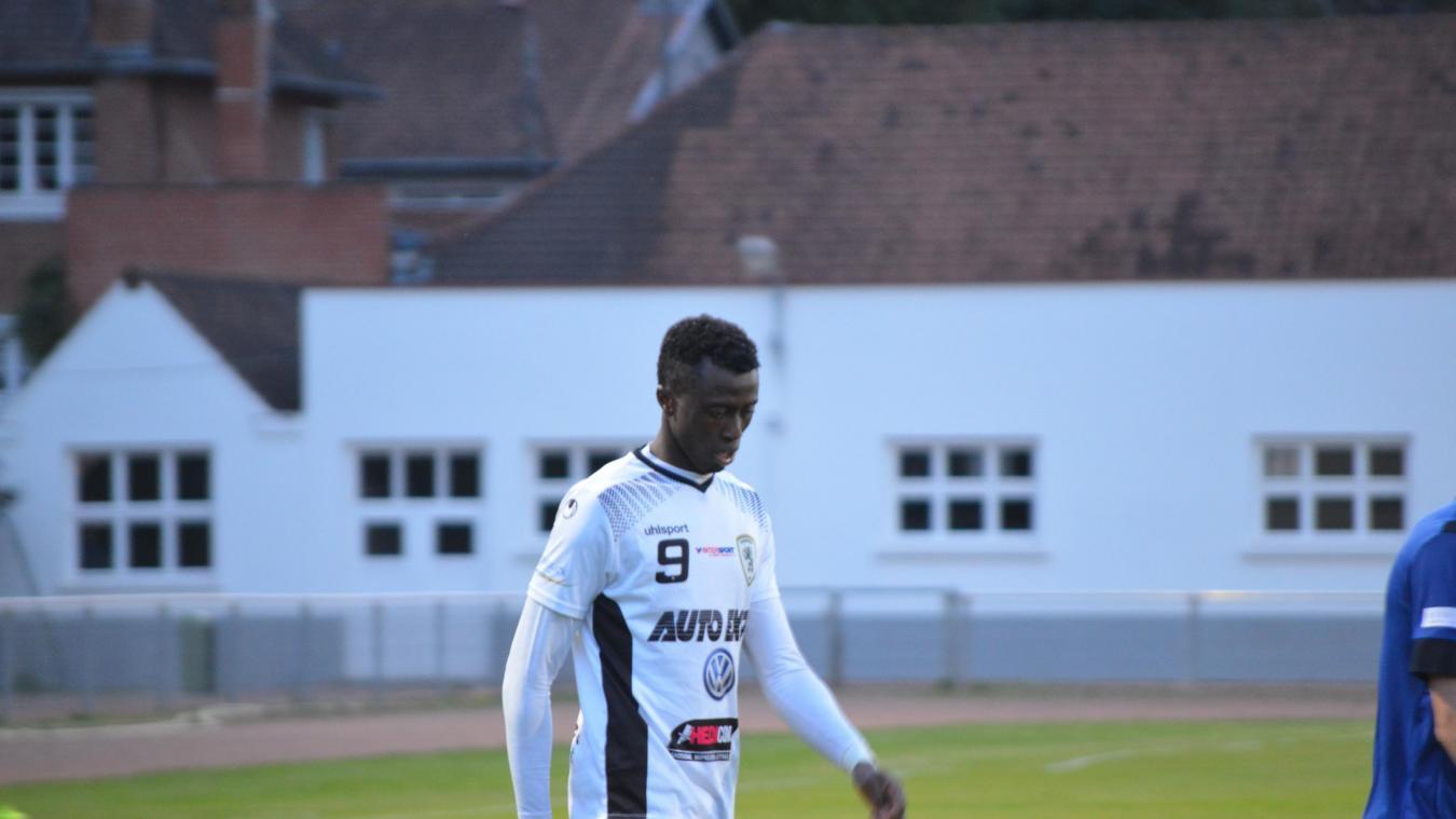Aboubacar Camara veut tourner la page d'une saison 2018/2019 contrariée par l'extra-sportif.