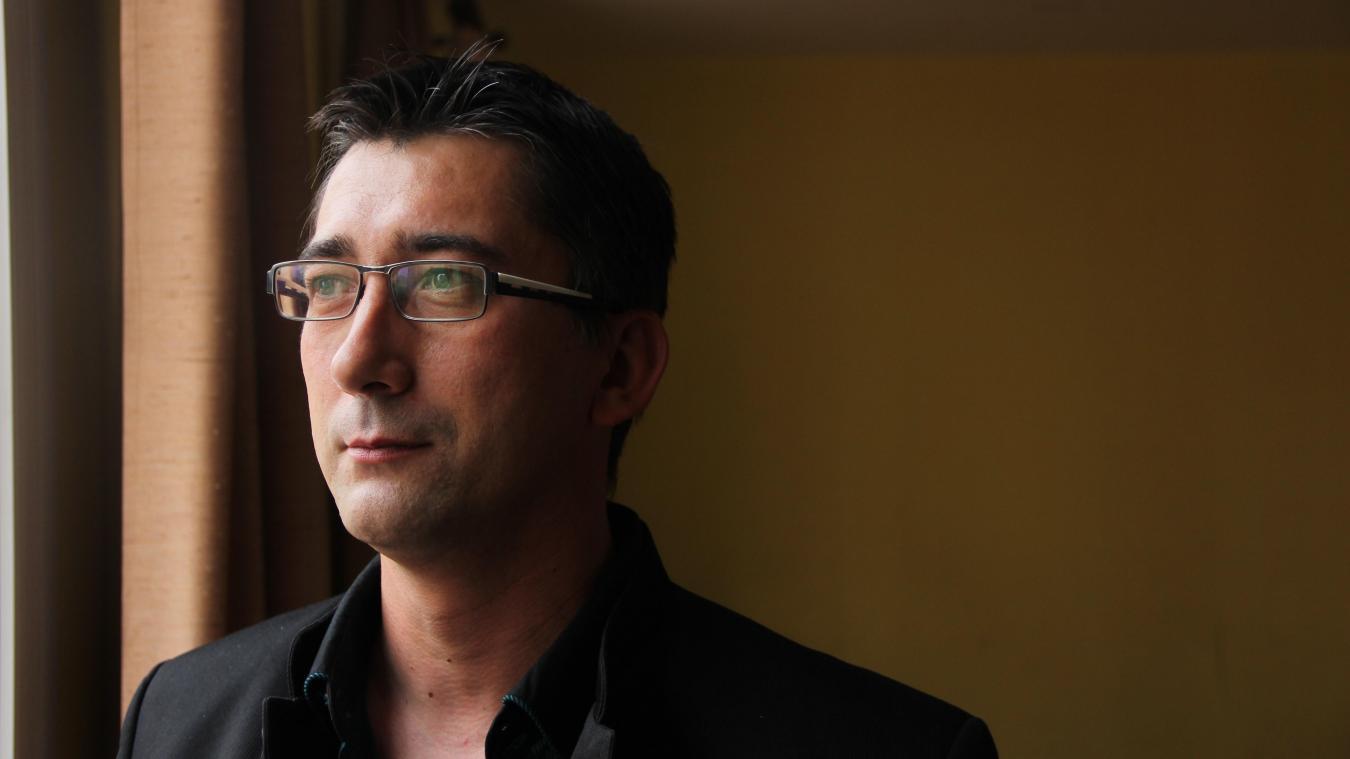 Nicolas France Ingles, 39 ans, monte une liste pour les élections municipales 2020.