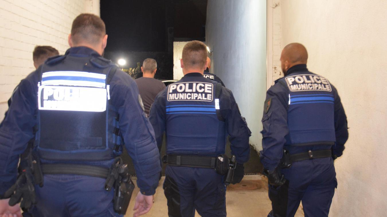 Depuis le mardi 1 er  octobre, la brigade de nuit la police municipale est au complet avec 16 policiers dévolus à celle-ci.
