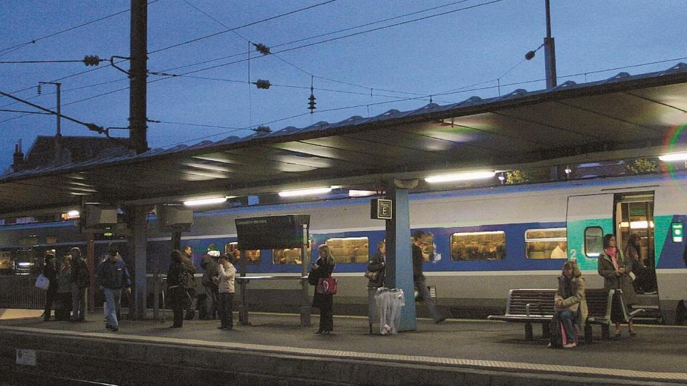 Arras perdra encore des TGV en 2020