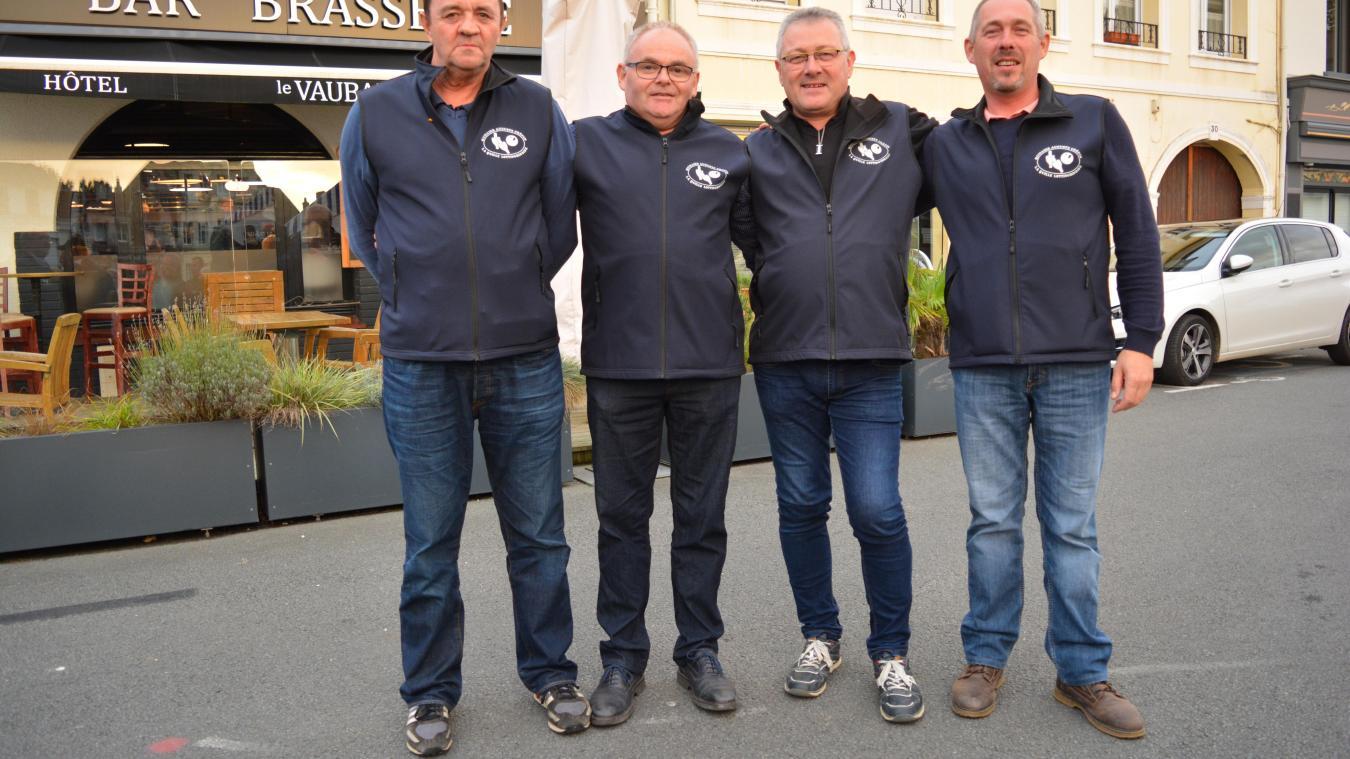 L'équipe de Lottinghen a remporté l'édition 2019.