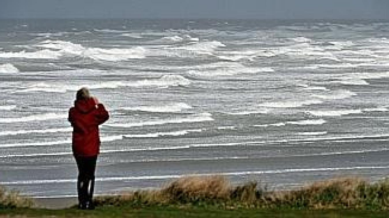 Des rafales de 75 à 85 km/h attendues sur le littoral