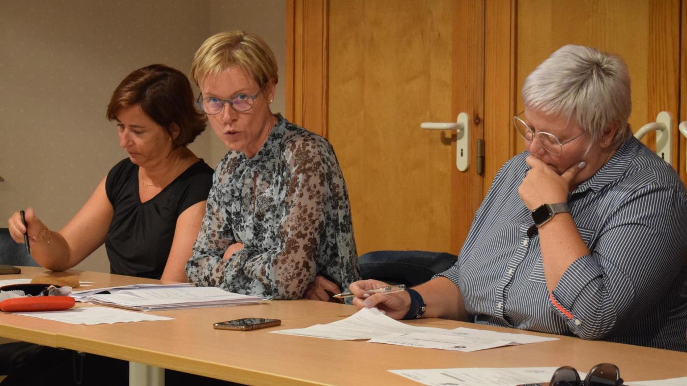 L'adjointe Sonia Pruvost et les membres de la commission jeunesse veulent approfondir le sujet.