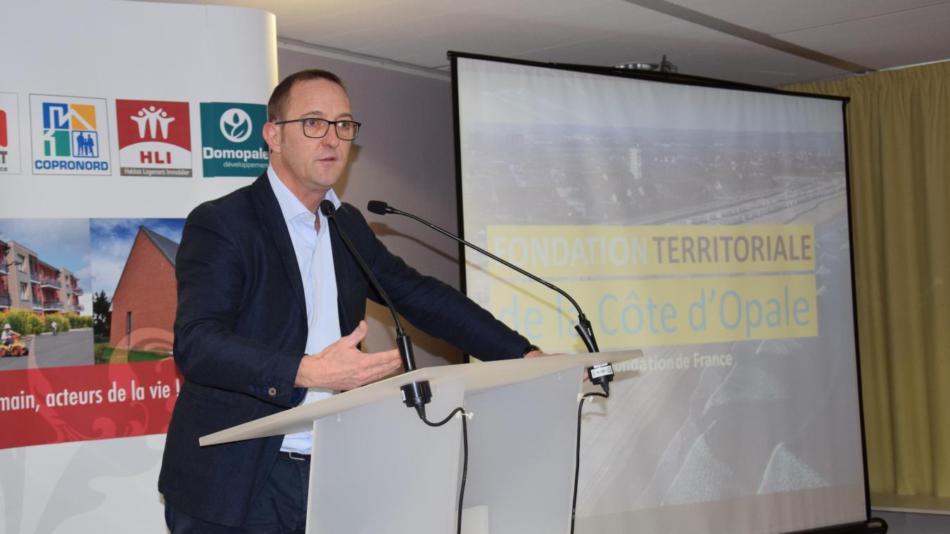Stéphane Maillet, le président du Directoire, et le groupe Habitat Hauts-de-France travaillent à ce projet de fondation depuis plusieurs mois.