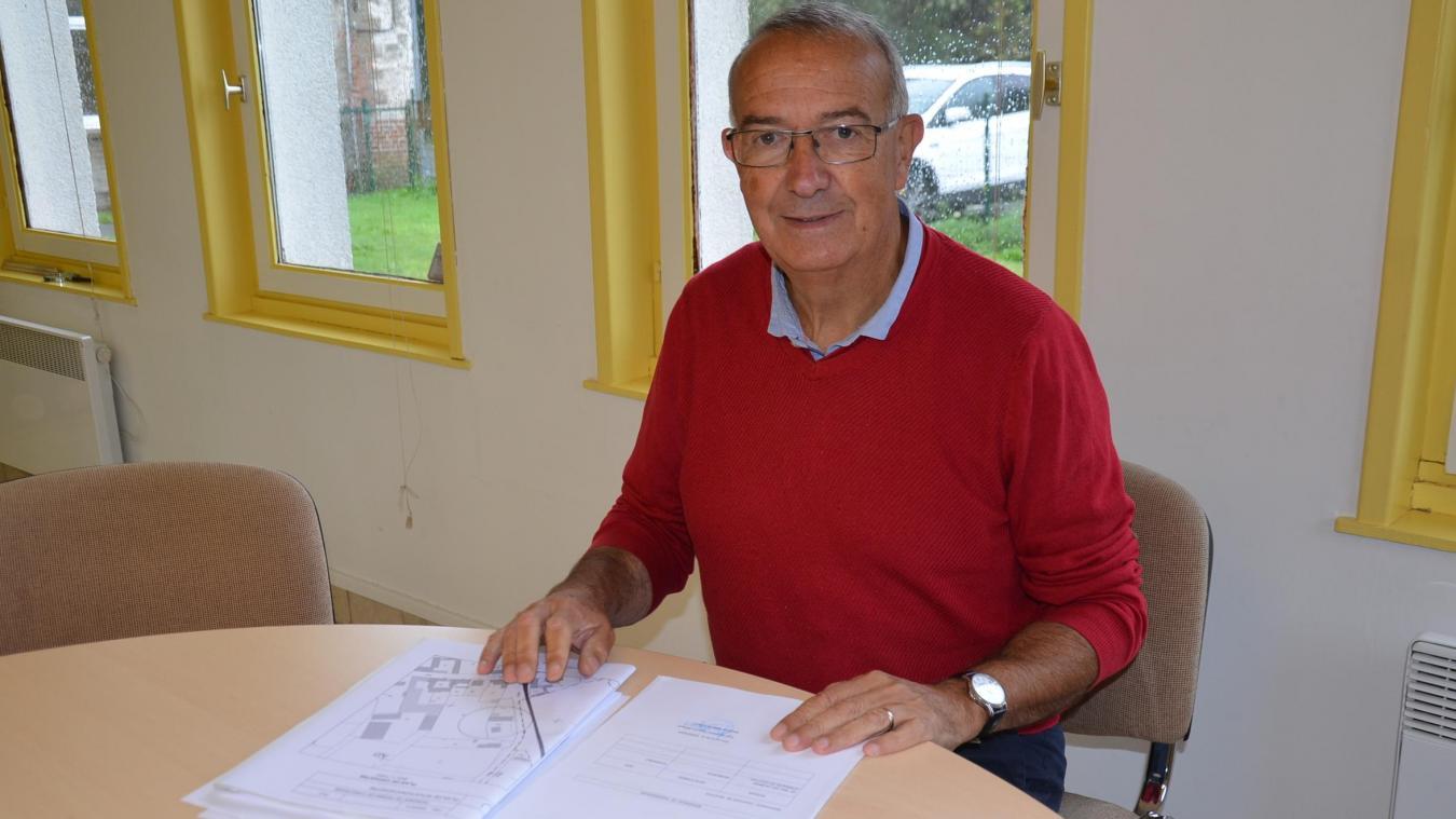 Alain Massez annoncera fin octobre s'il brigue un nouveau mandat de maire en mars 2020.