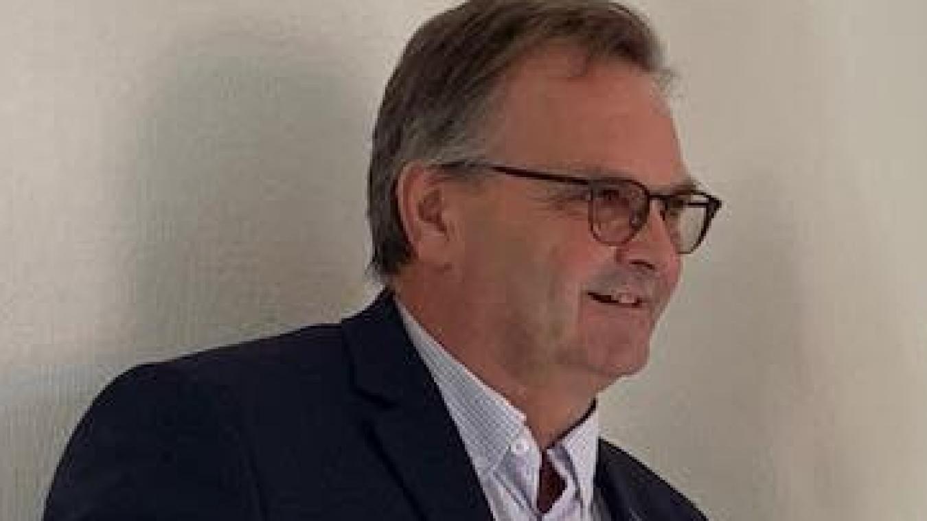 Patrick Bedague, maire de Tilques, est le nouveau président de la Communauté d'agglomération, jusque mars 2020.
