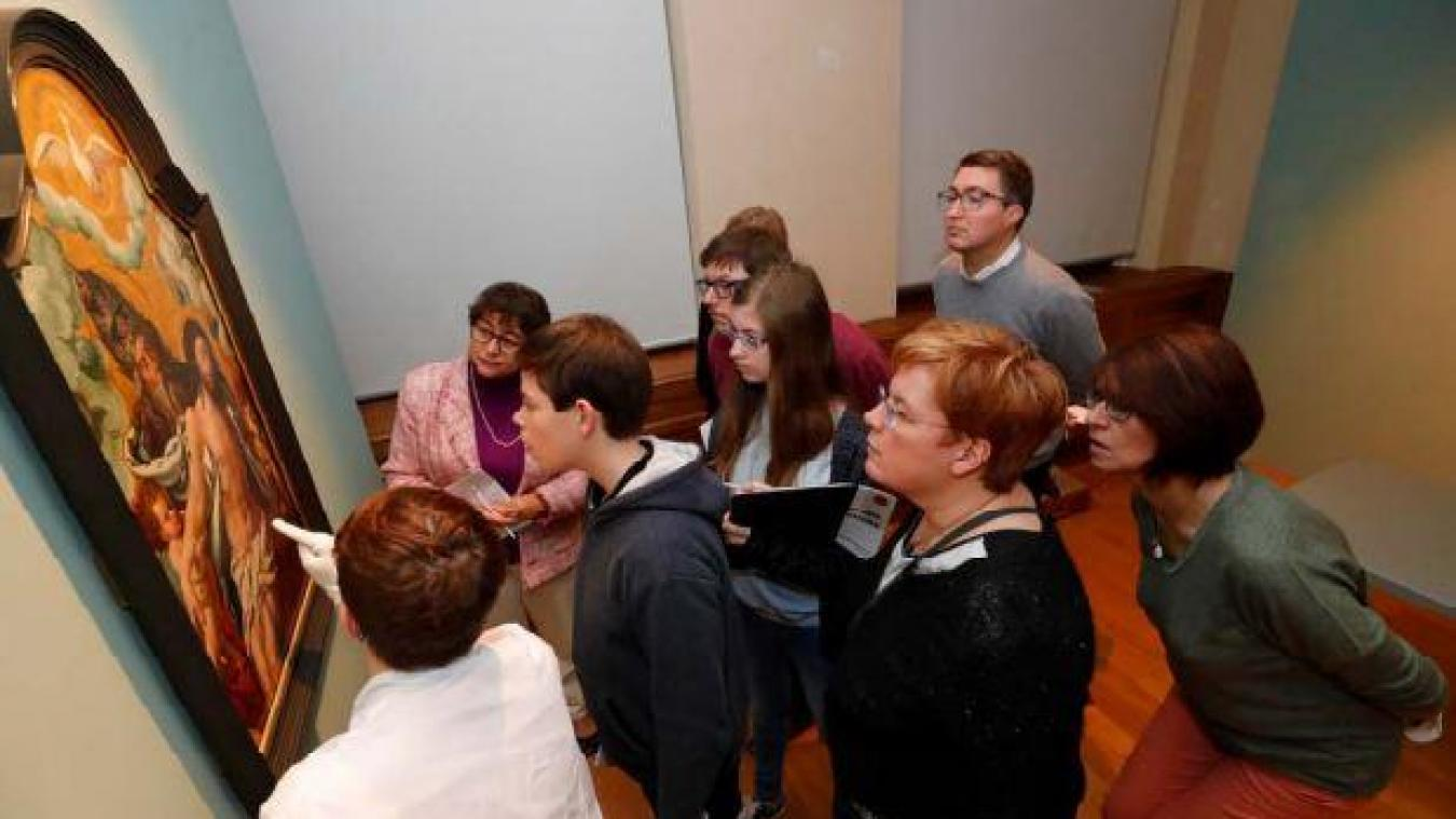 Serez-vous capable de découvrir le code ce soir au musée de Flandre de Cassel  ?