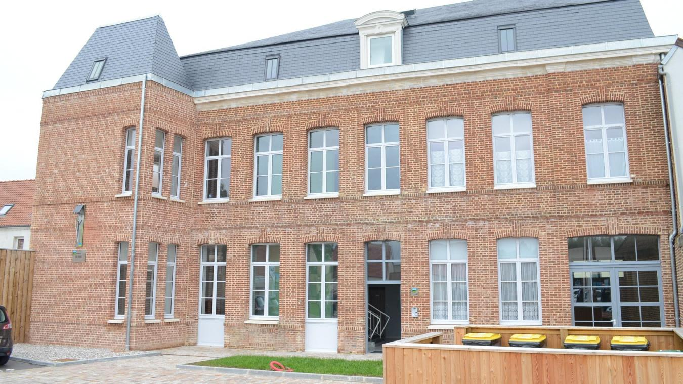 Lors de l'inauguration de la résidence du Parc samedi, tous les invités ont salué la qualité du projet.