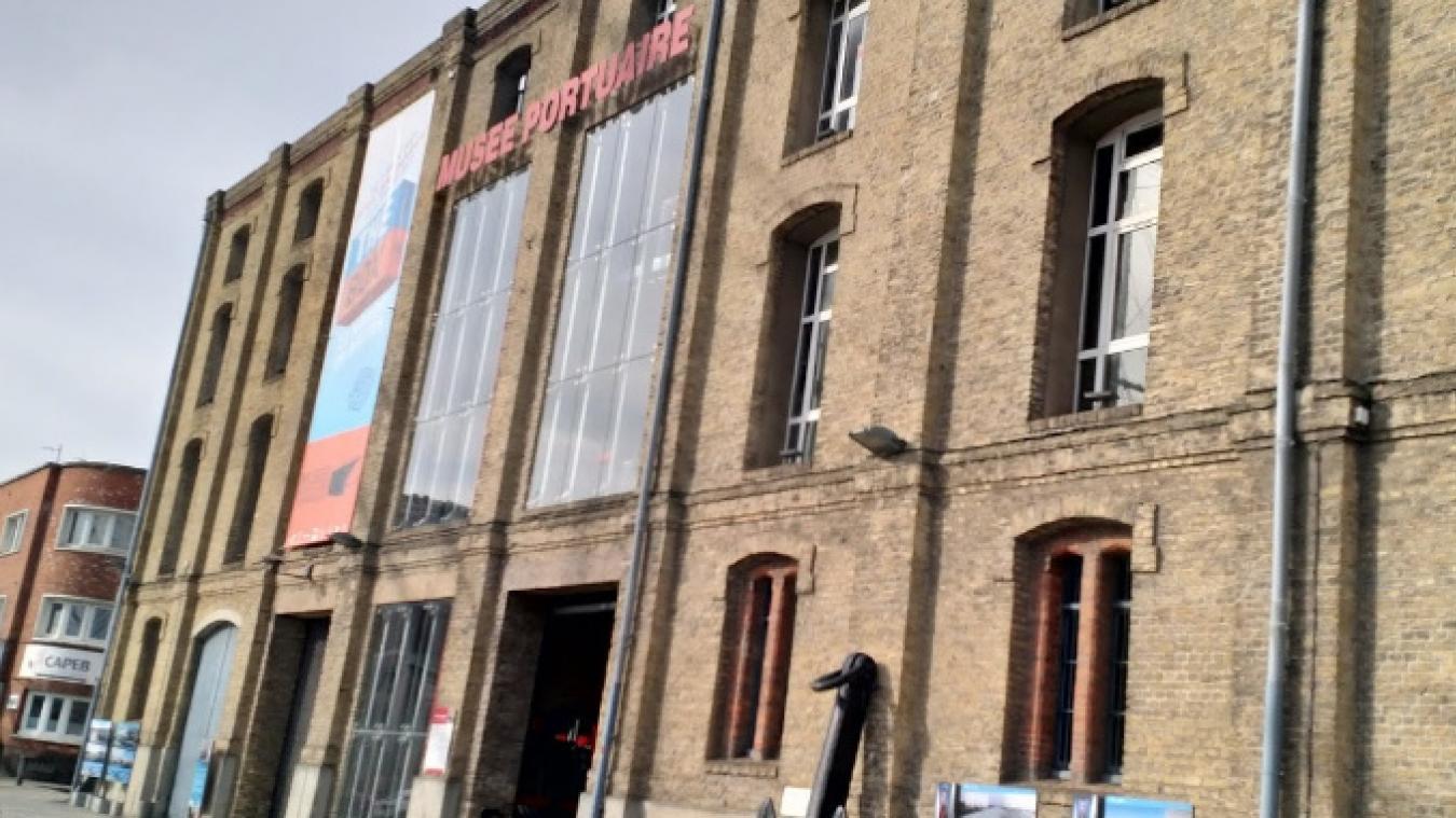 Le Musée portuaire est situé au 9 quai de la citadelle, à Dunkerque.