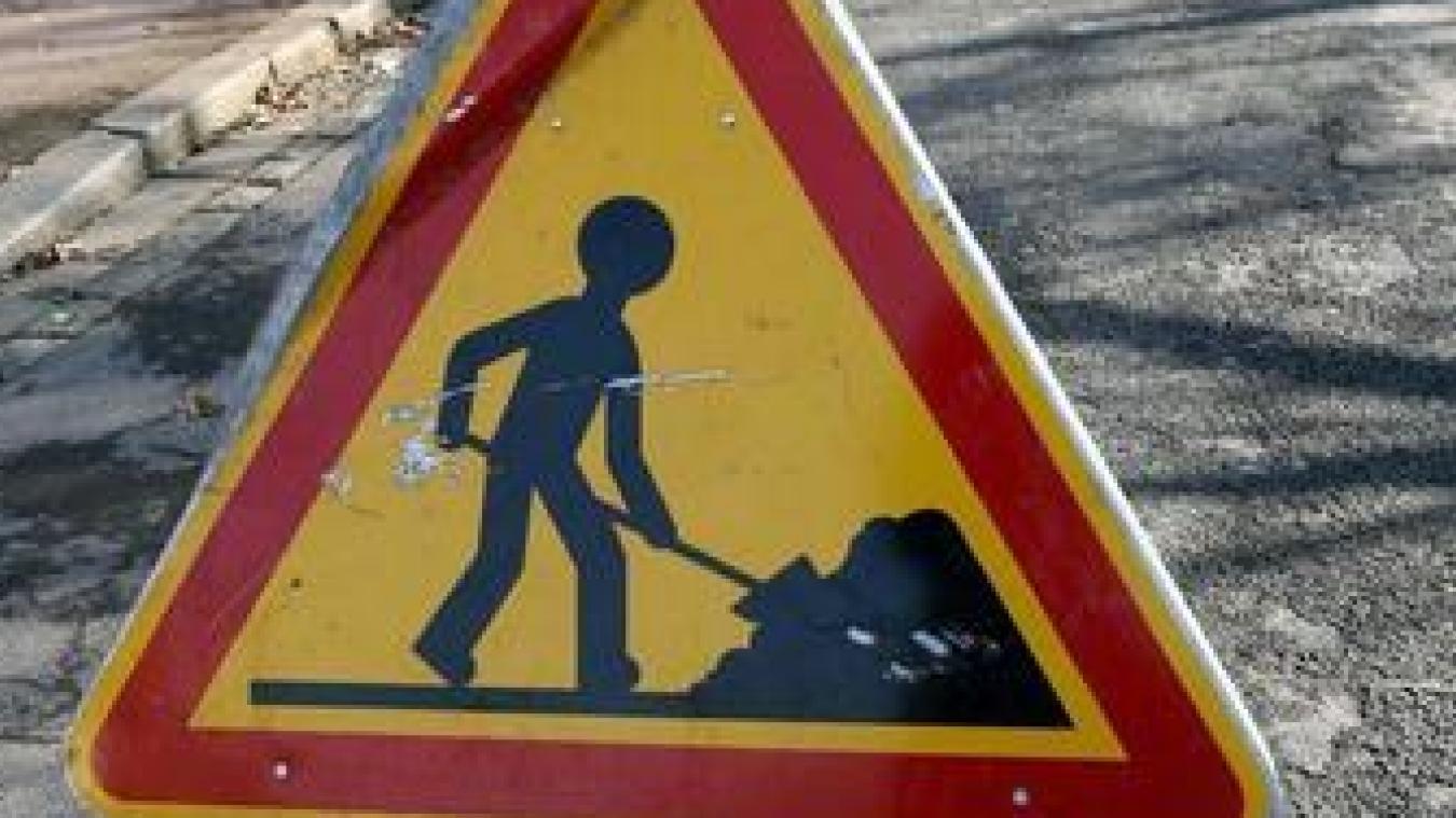 Attention aux chantiers en cours.