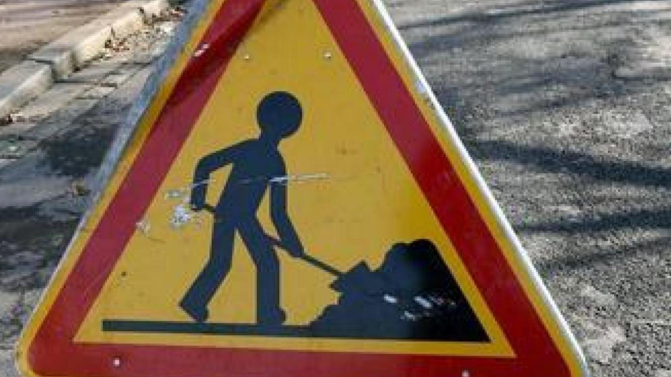 Ce chantier se déroule depuis dimanche 13 octobre jusqu'au au vendredi 18 octobre.