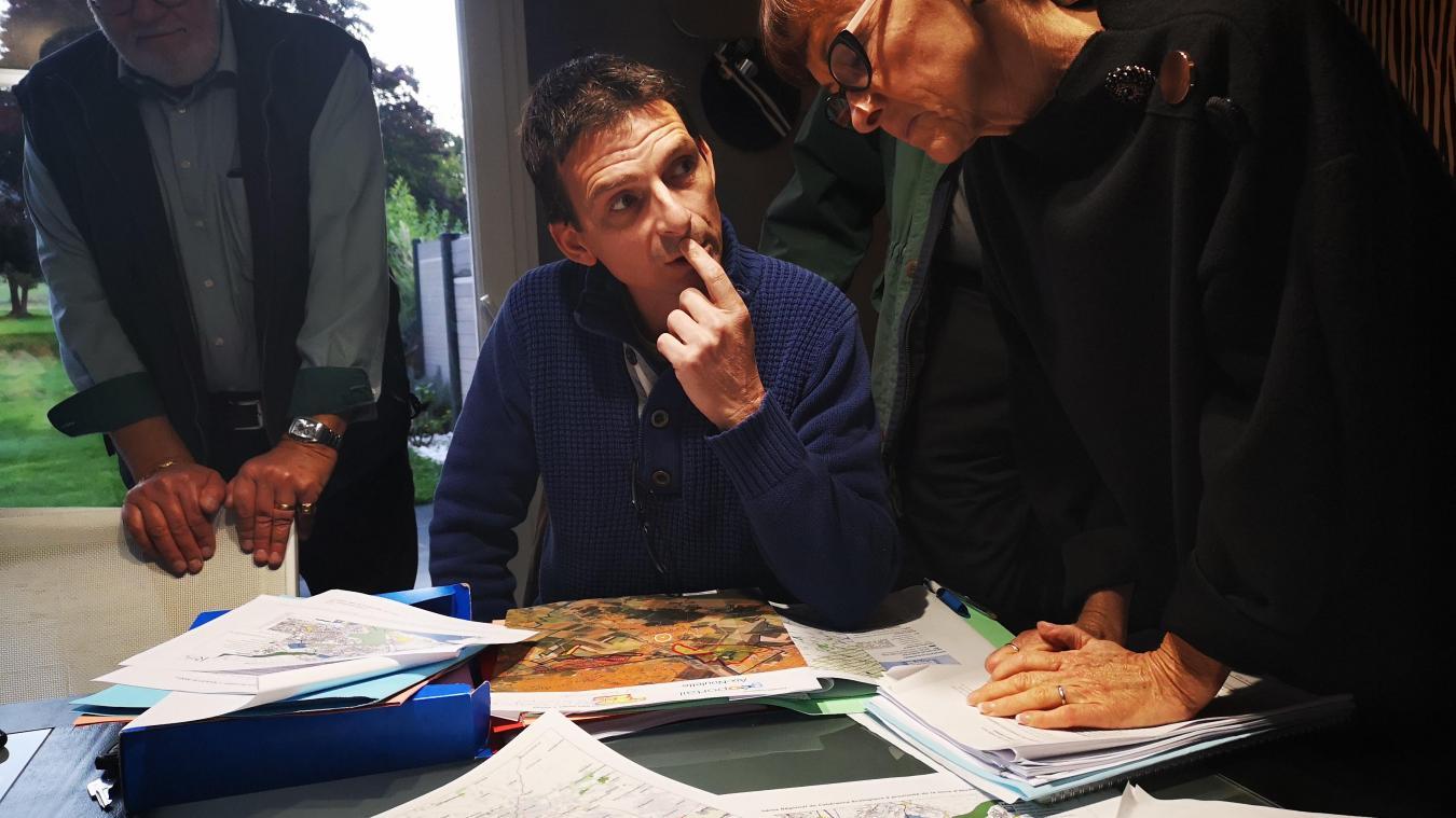 Aix-Noulette : un collectif d'habitants refuse une extension de l'Alouette 2020