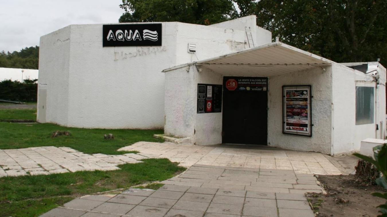 L'établissement fonctionnait les portes ouvertes, ce qui occasionnait toujours de la gêne.
