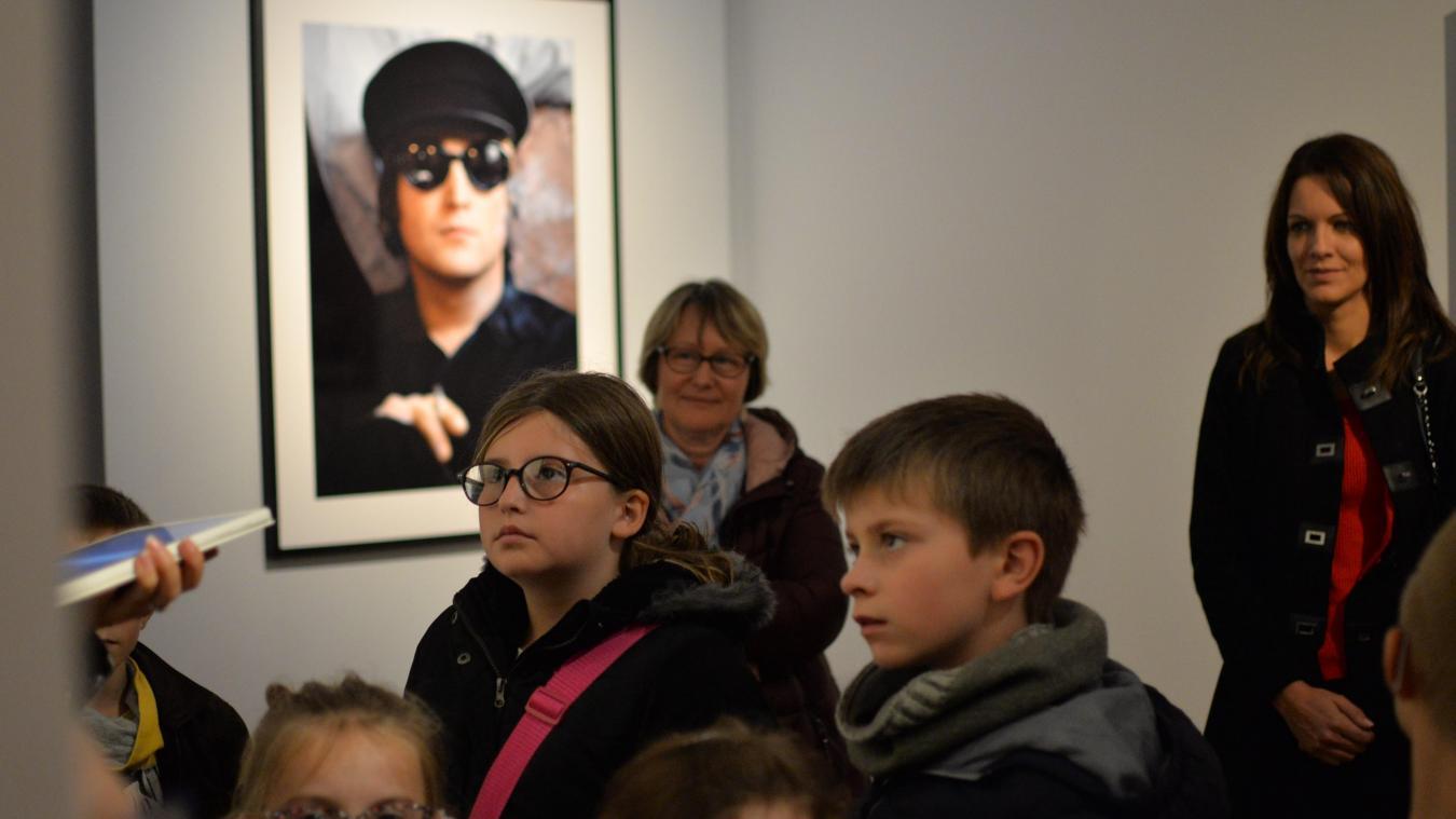 Depuis le début de l'exposition Les Beatles, amorcée le 6 juillet, près de 10 650 visiteurs se sont rendus au Château d'Hardelot, situé à Condette.