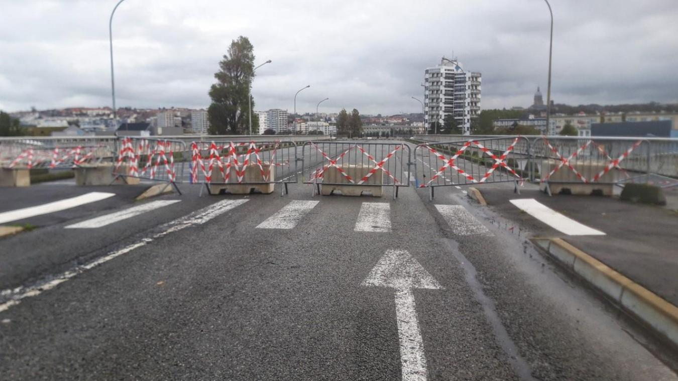 Cette fois, la municipalité a pris des mesures renforcées pour empêcher qu'un accident ne se reproduise.