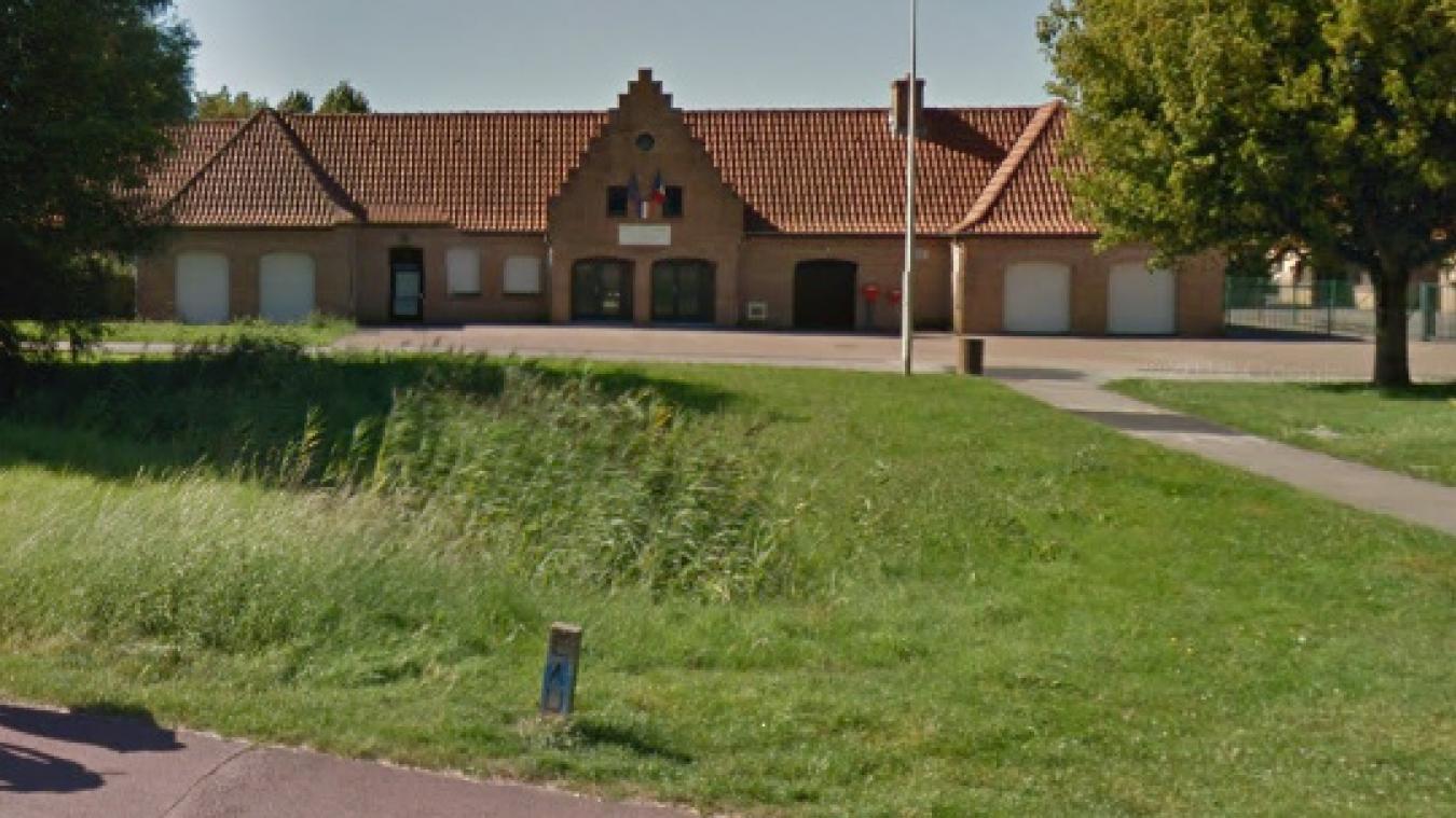 L'arrivée de la cantine va entraîner la construction d'une extension à l'école du Crayhof.