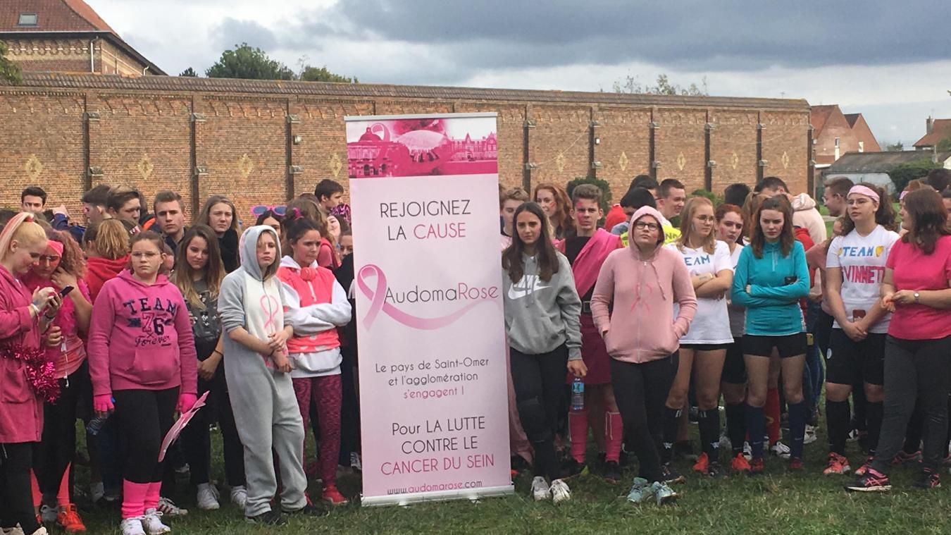 Agir contre le cancer du sein à Aire-sur-la-Lys