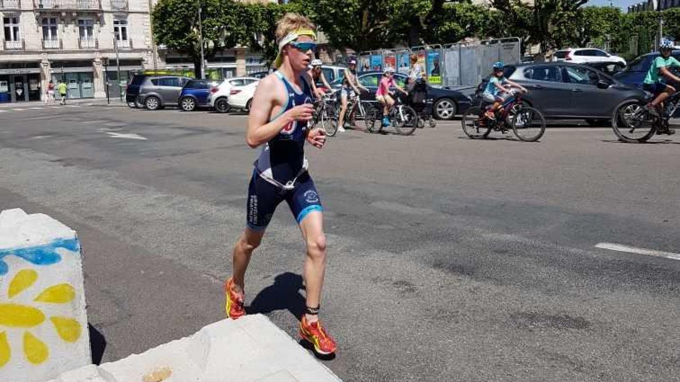 Rémi Devin est chargé de mener l'allure de 5 minutes au kilomètre sur le 10 km, dimanche.