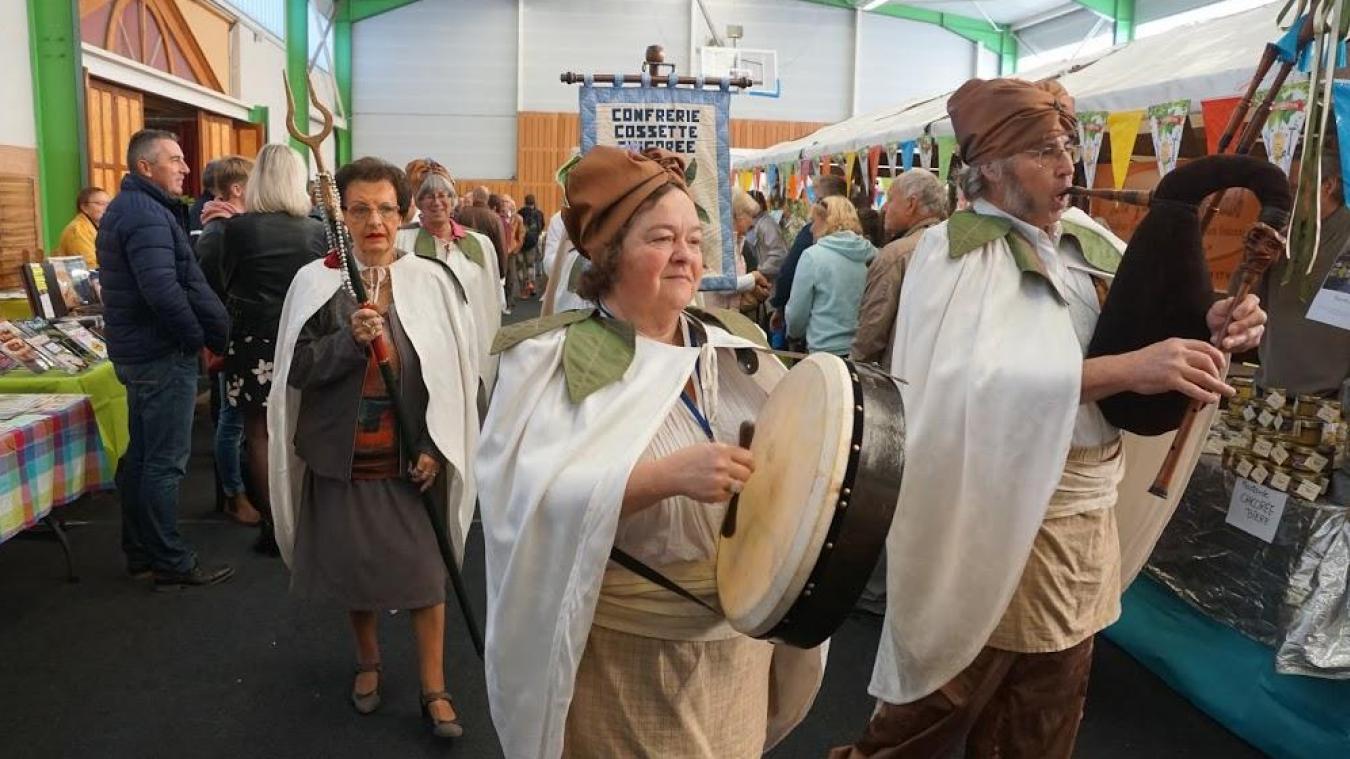 La nouvelle édition de la Fête de la Chicorée débutera le vendredi 18 octobre.