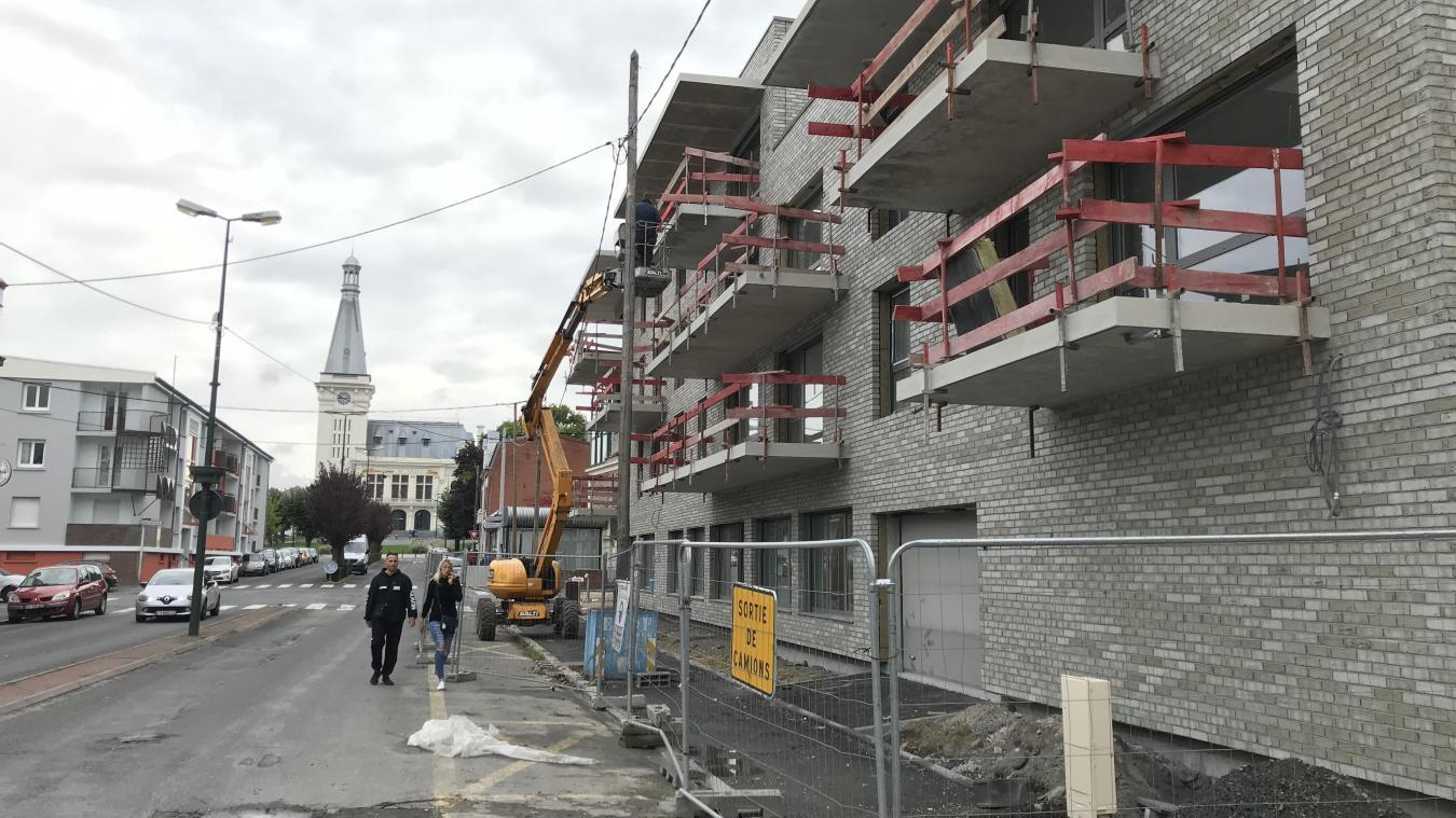 Fabrice Mullet, directeur de la sécurité publique à Liévin, espère s'installer entre le 15 et le 30 novembre.