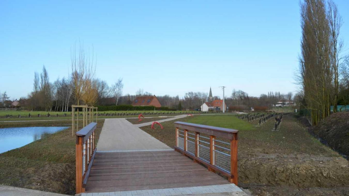 Les jardins seront proposés aux habitants.