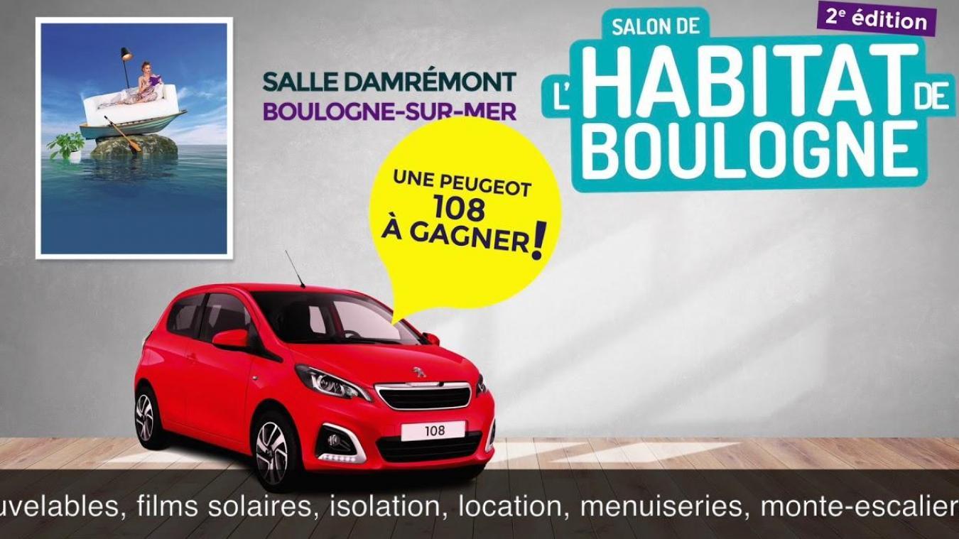 Boulogne-sur-Mer : ce week-end, c'est le salon de l'habitat à Damrémont