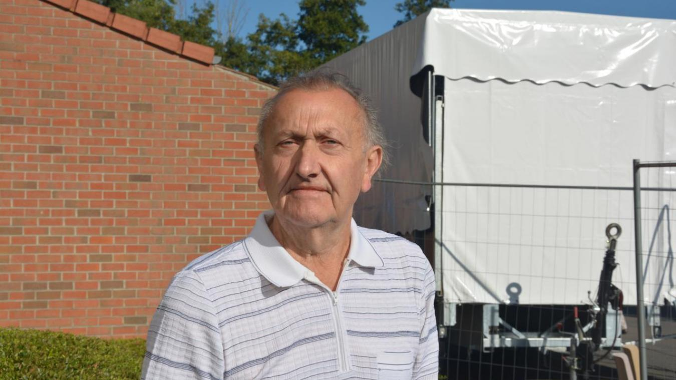 Louis Lelievre, 68 ans, était président du club des collectionneurs depuis 2011.