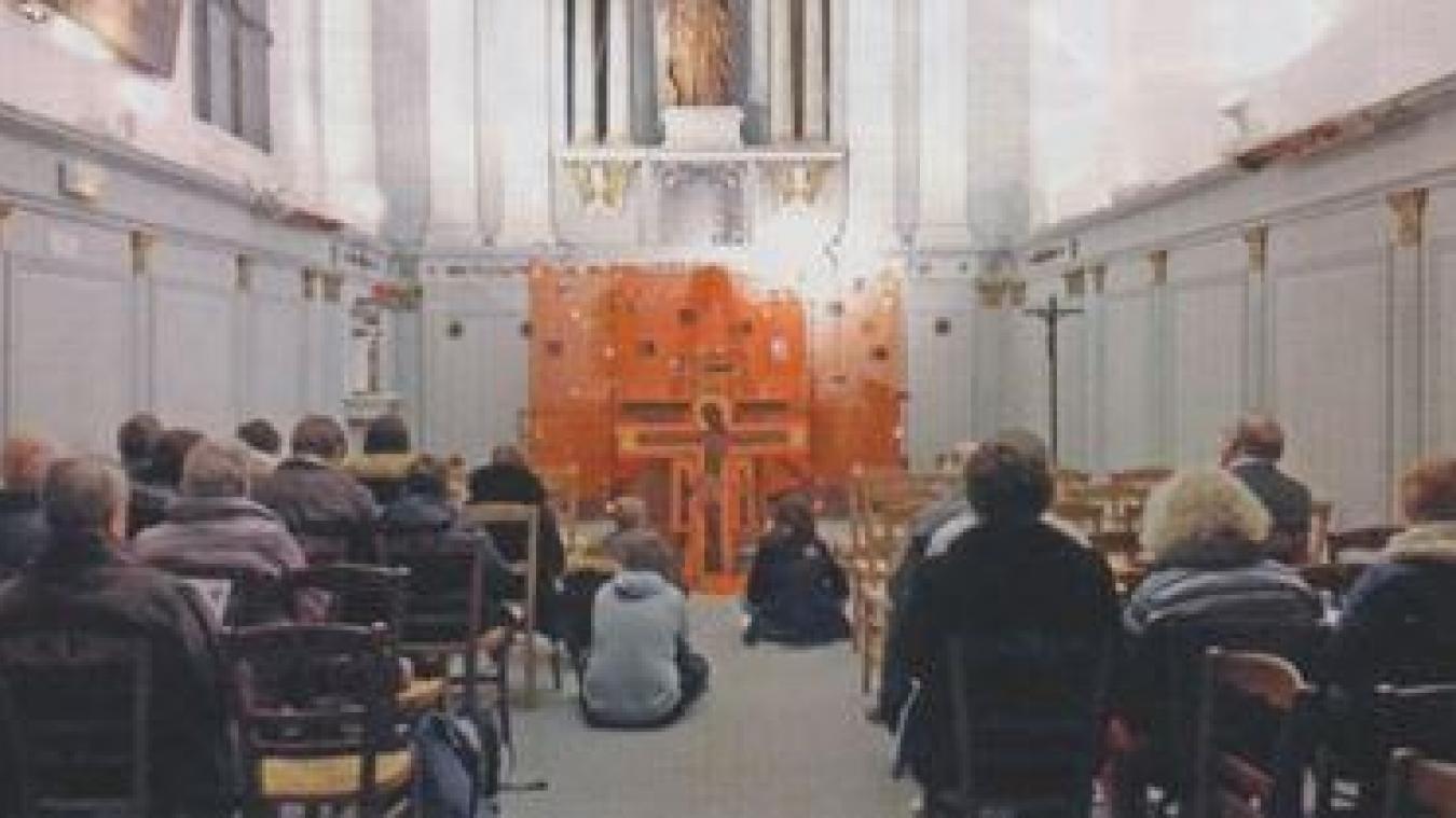 Aire-sur-la-Lys: Un temps de prière unique qui rassemble