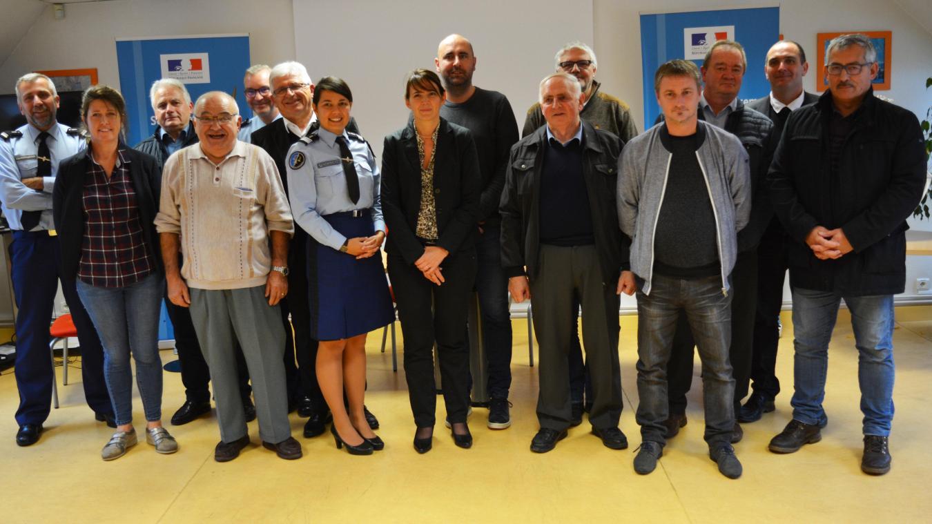 Onze nouvelles communes viennent d'adhérer au protocole Participation citoyenne.