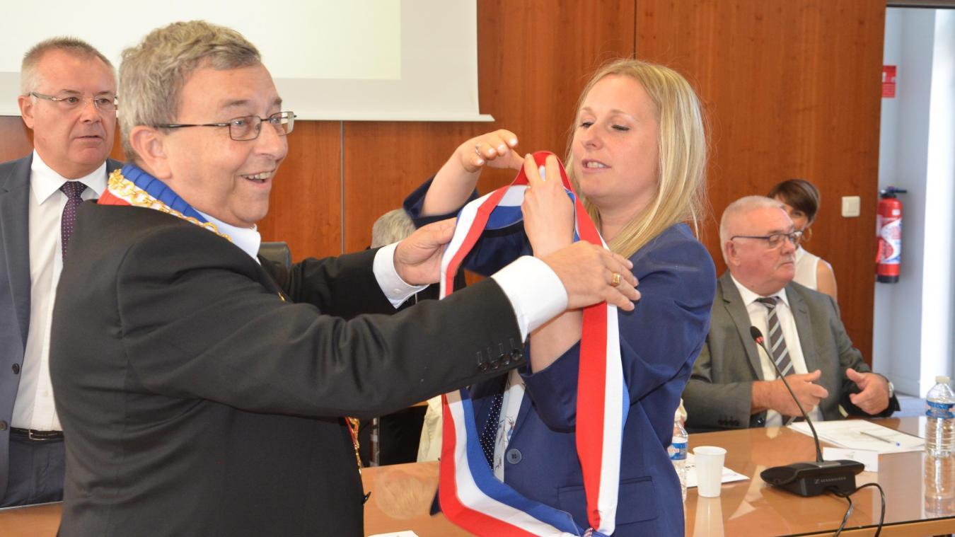 Après avoir rendu son écharpe de première adjointe, Virginie Varlet a annoncé la création de son groupe d'opposition dans un courrier adressé à Jean-Pierre Clicq.