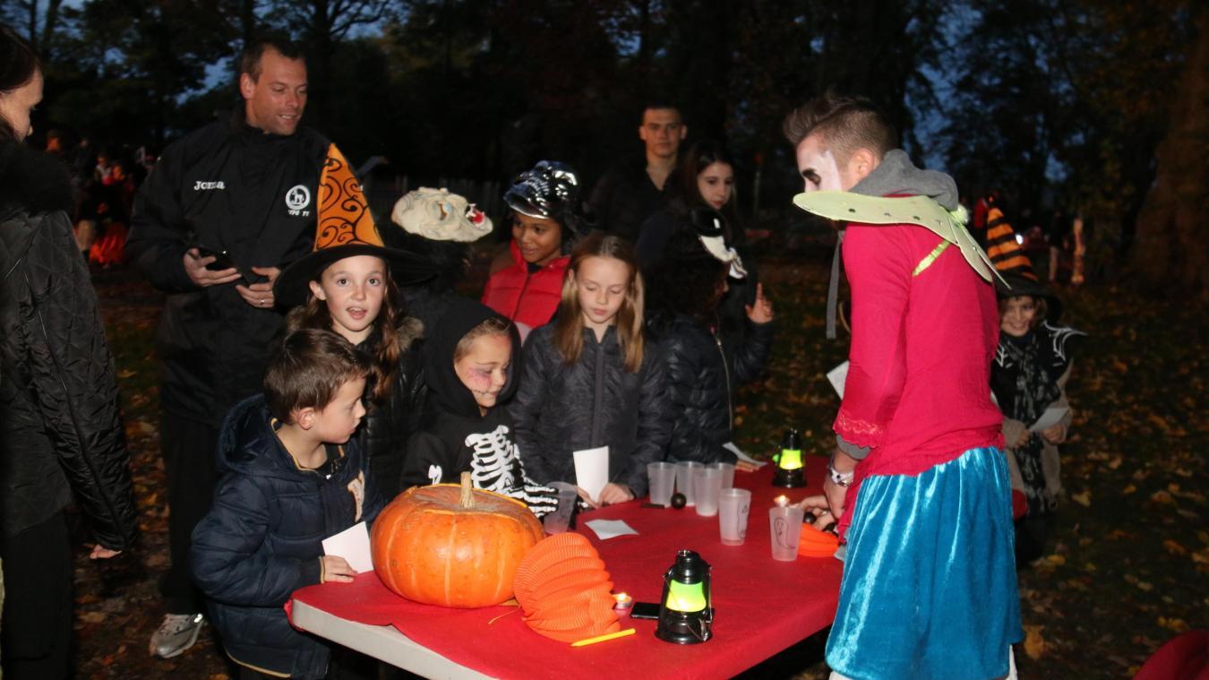 Encore aujourd'hui, Halloween semble plaire aux petits pendant les vacances de la Toussaint.