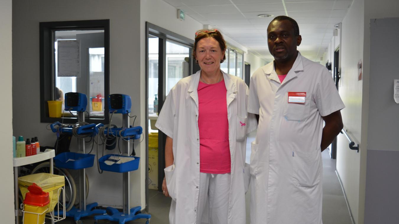 précédent Centre hospitalier de Béthune-Beuvry: cancer du sein, retenez un mot, dépistage - L'Avenir de l'Artois