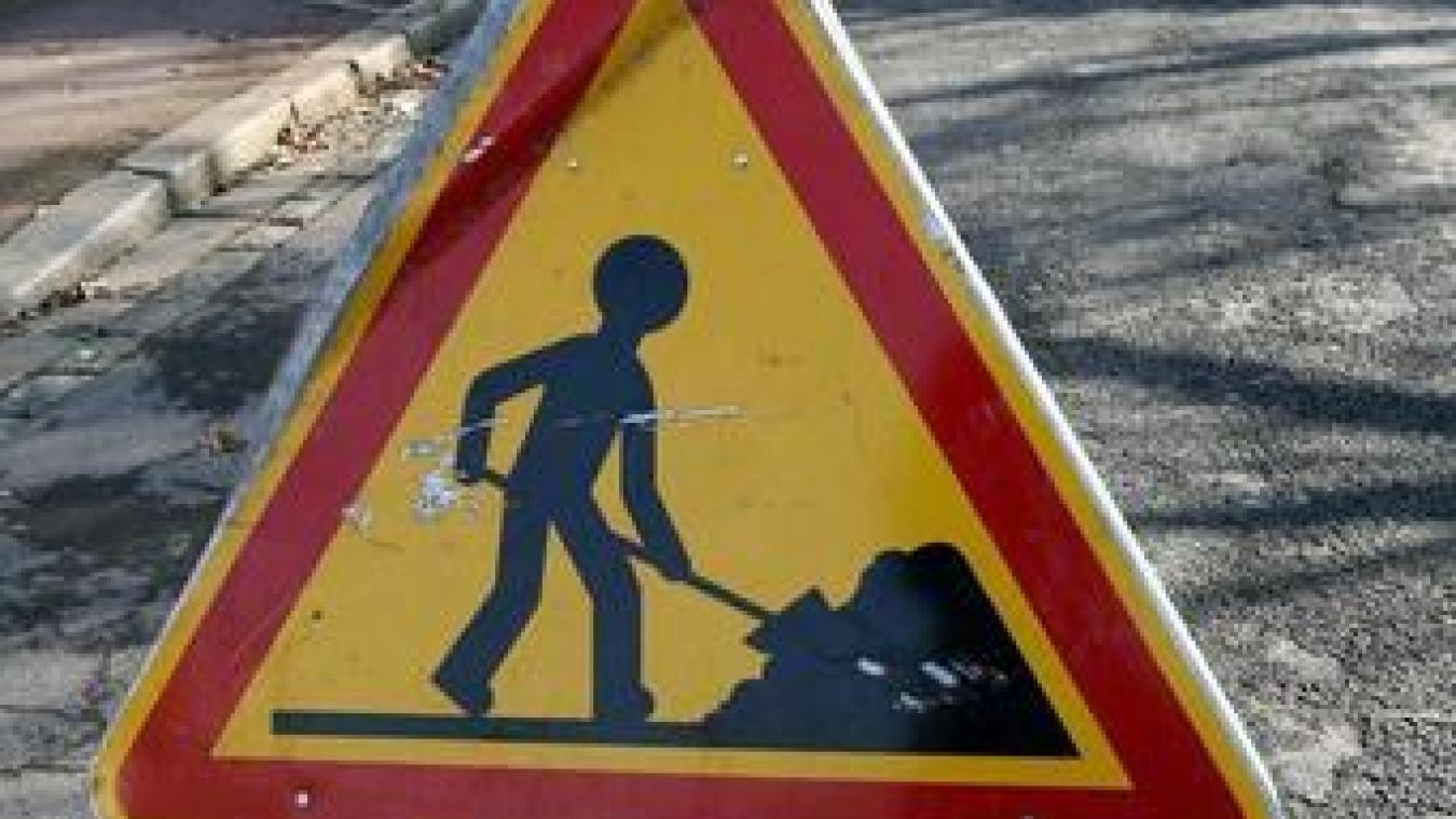 Plusieurs rues dunkerquoises sont actuellement en travaux.