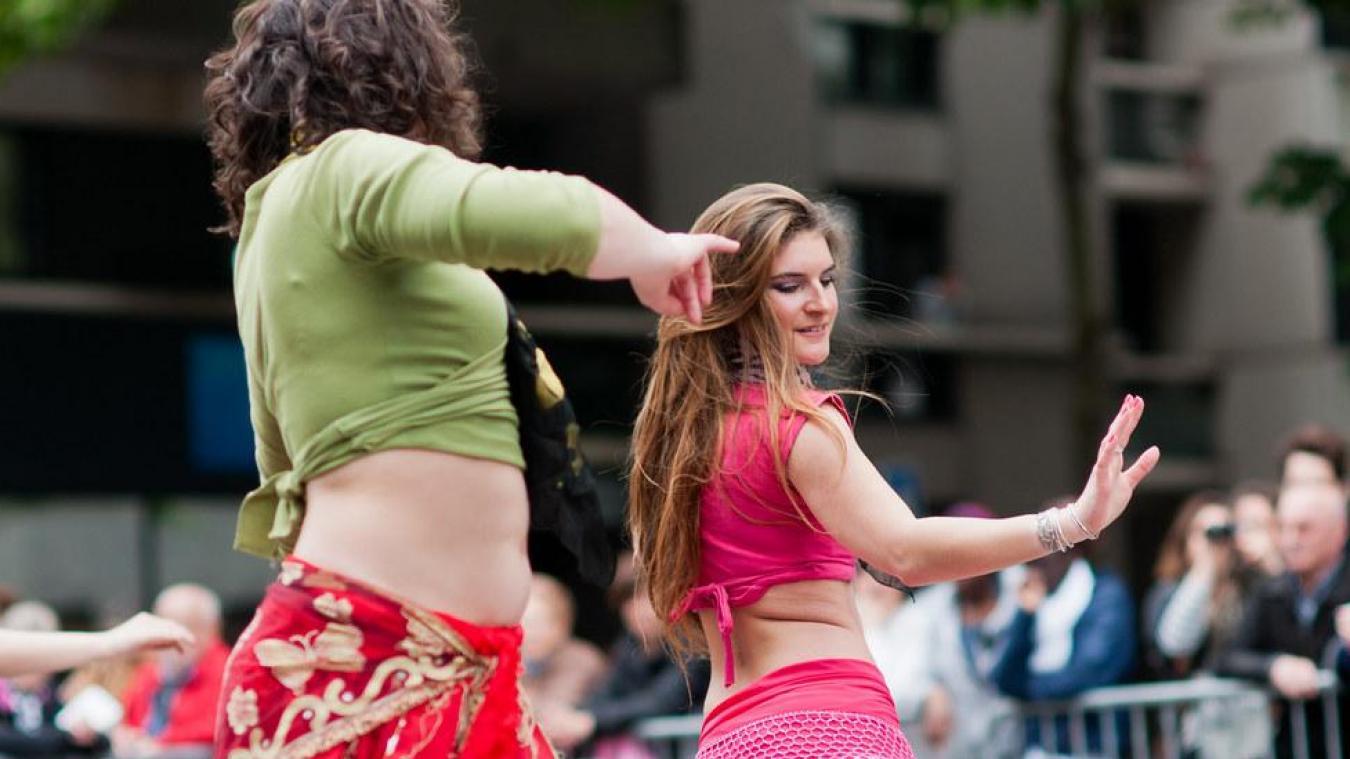 Trois jours de danse orientale au Kursaal de Dunkerque