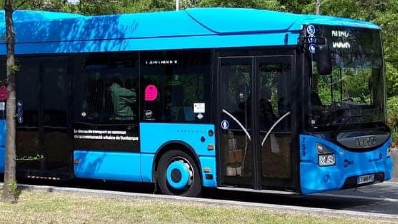 Un chauffeur de bus a été agréssé par un pasager le 22 octobre.