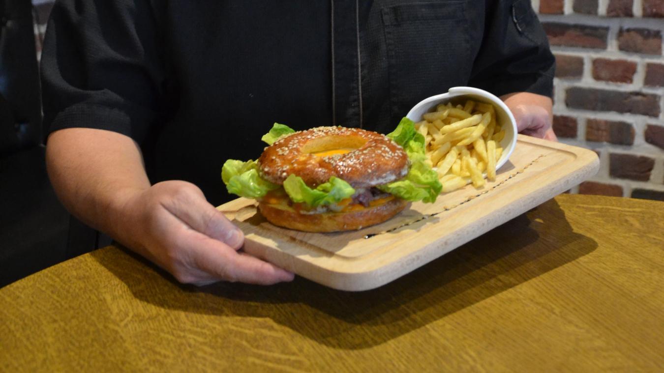 La recette inédite du bagel-welsh est née à Wormhout - Le Journal des Flandres