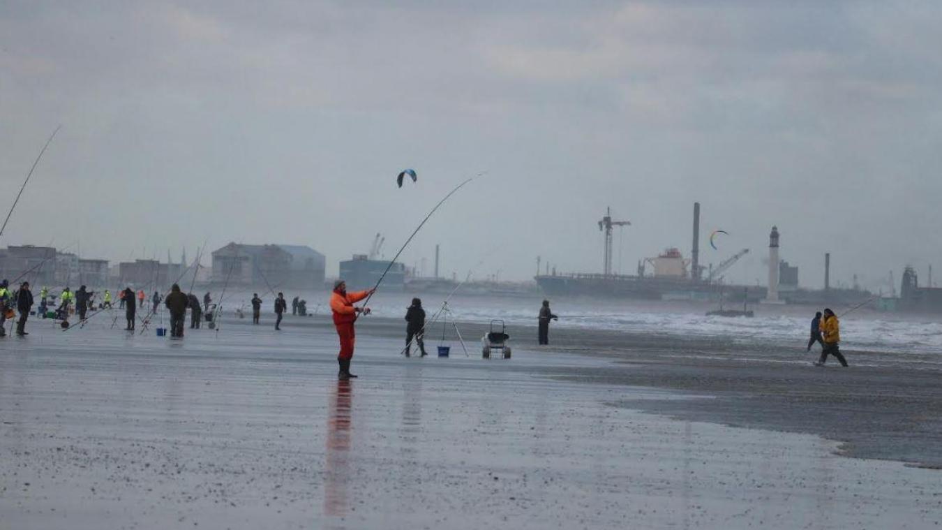 Les championnats du monde de pêche en mer auront lieu à Dunkerque.