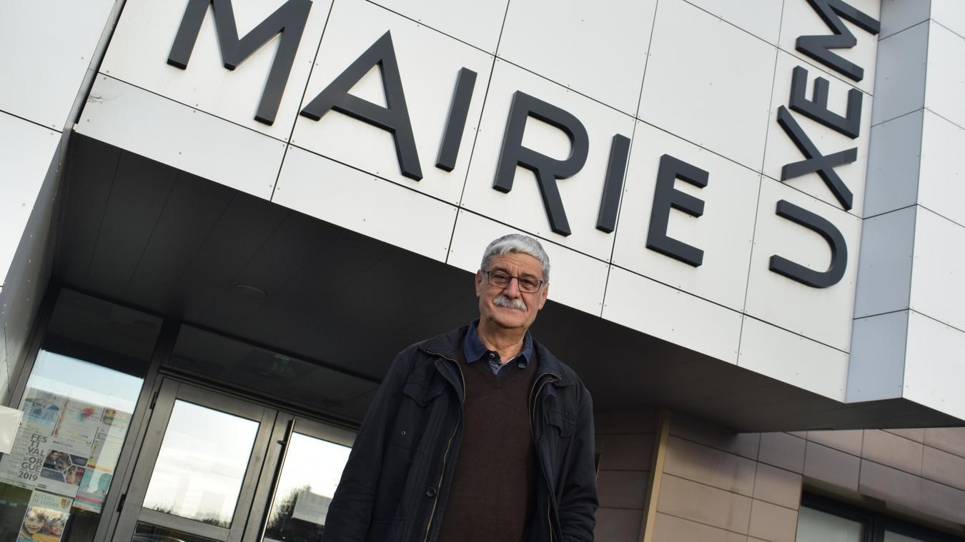André-Pierre Becquet occupe le fauteuil de maire depuis 25 ans.