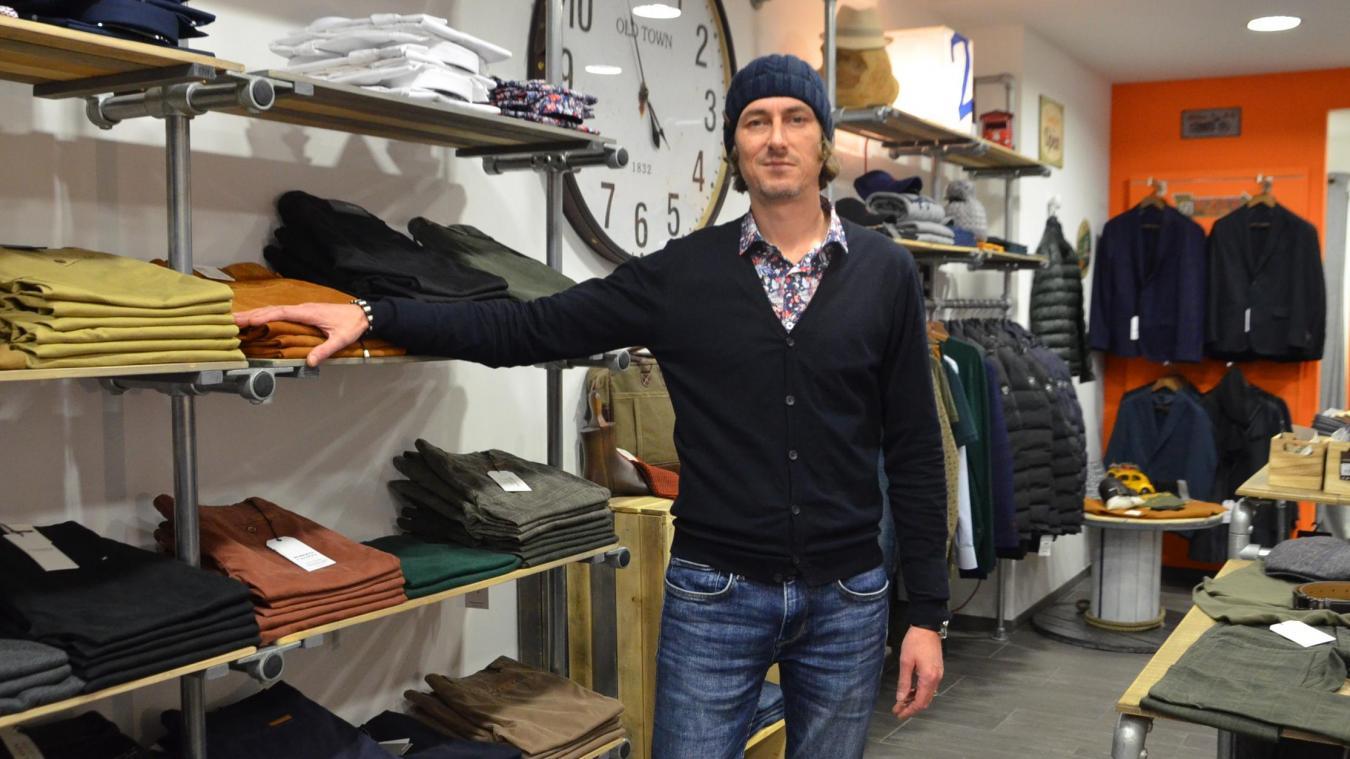 Jérôme Nicot a ouvert Frérot, après le succès de son épouse, rue Faidherbe, avec Les Sœurettes.