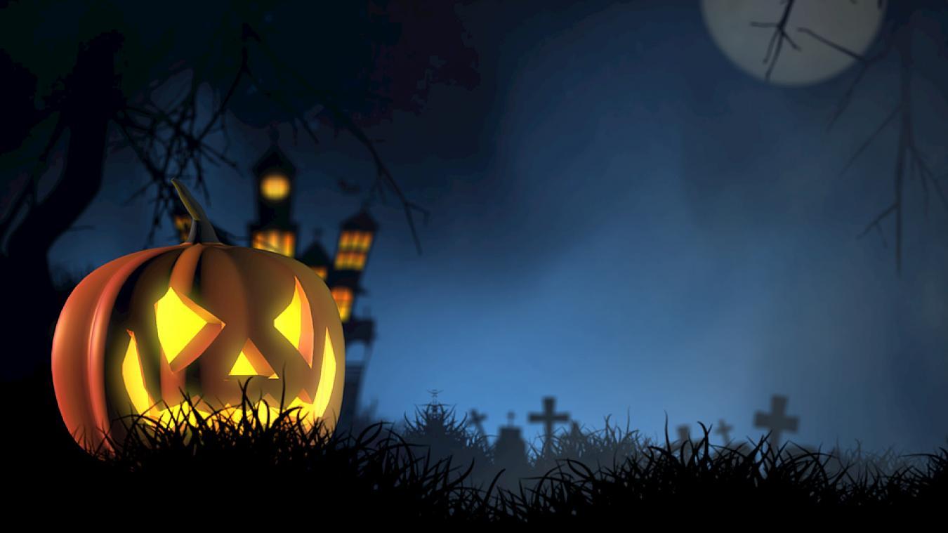Les animations organisées pour Halloween commencent dès le samedi 26 octobre. Photo Pixabay