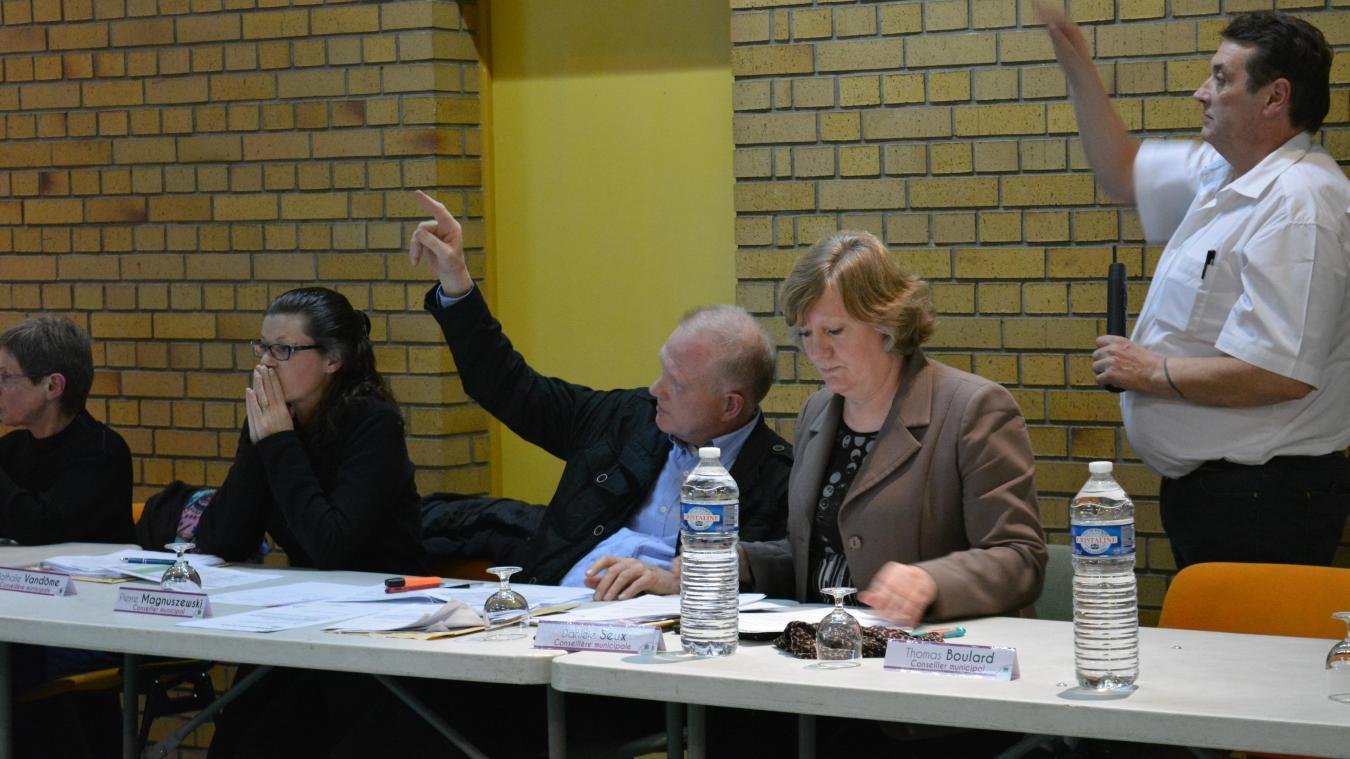Danièle Seux est ancienne maire sur la commune de Divion.