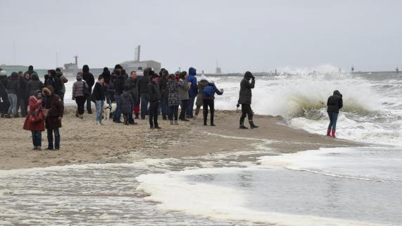 Du dimanche 27 octobre au mercredi 30 octobre, de forts coefficients de marée sont attendus sur le littoral allant jusqu'à 111 pour le lundi 28 octobre 2019.