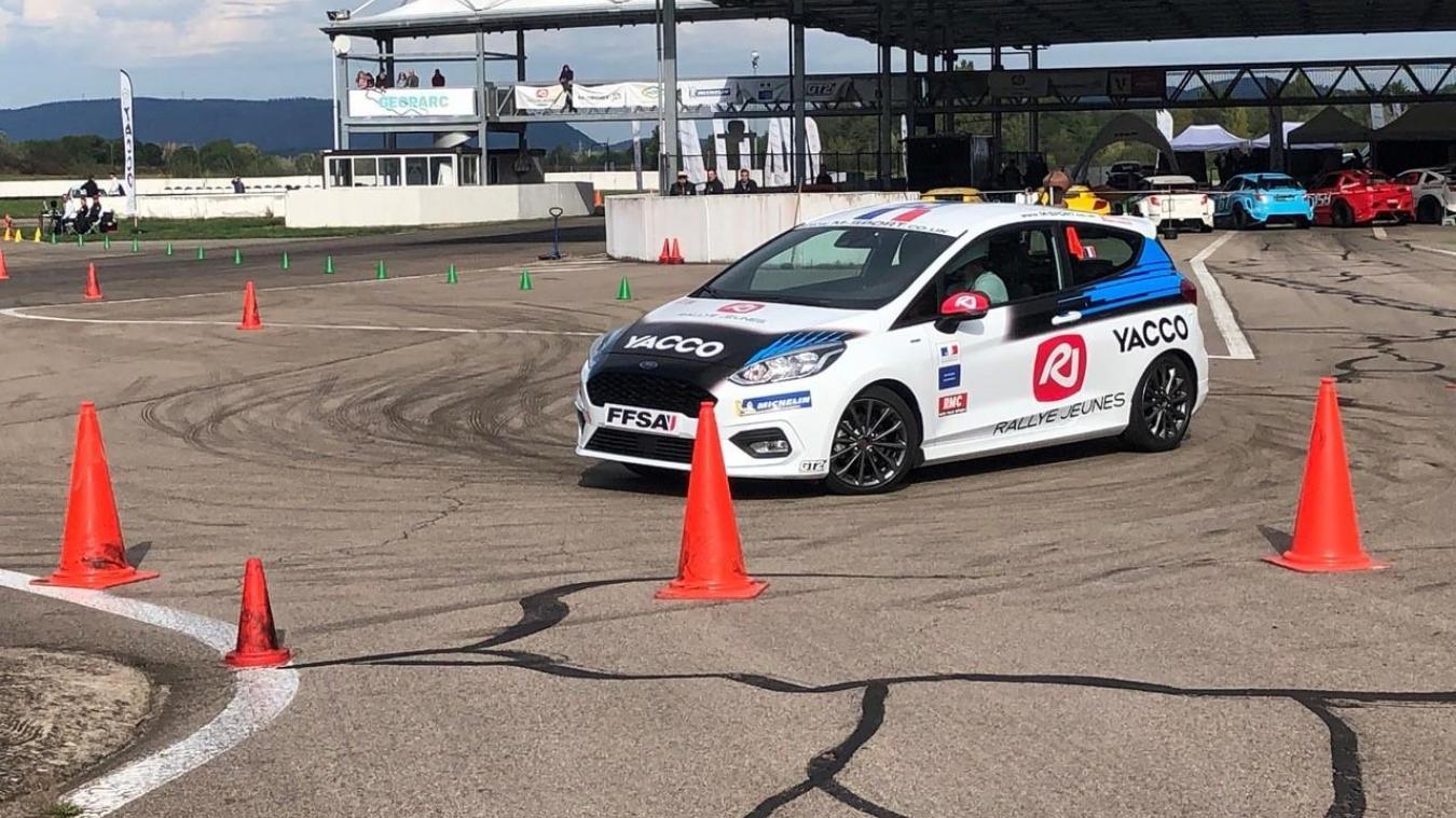 Une deuxième sélection pour la finale du Rallye Jeune FFSA a eu lieu le 12 et 13 octobre.