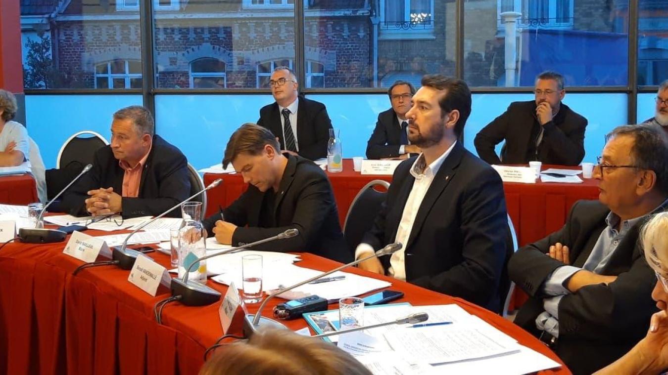 David Bailleul s'est félicité des conclusions du rapport de la Chambre régionale des comptes.