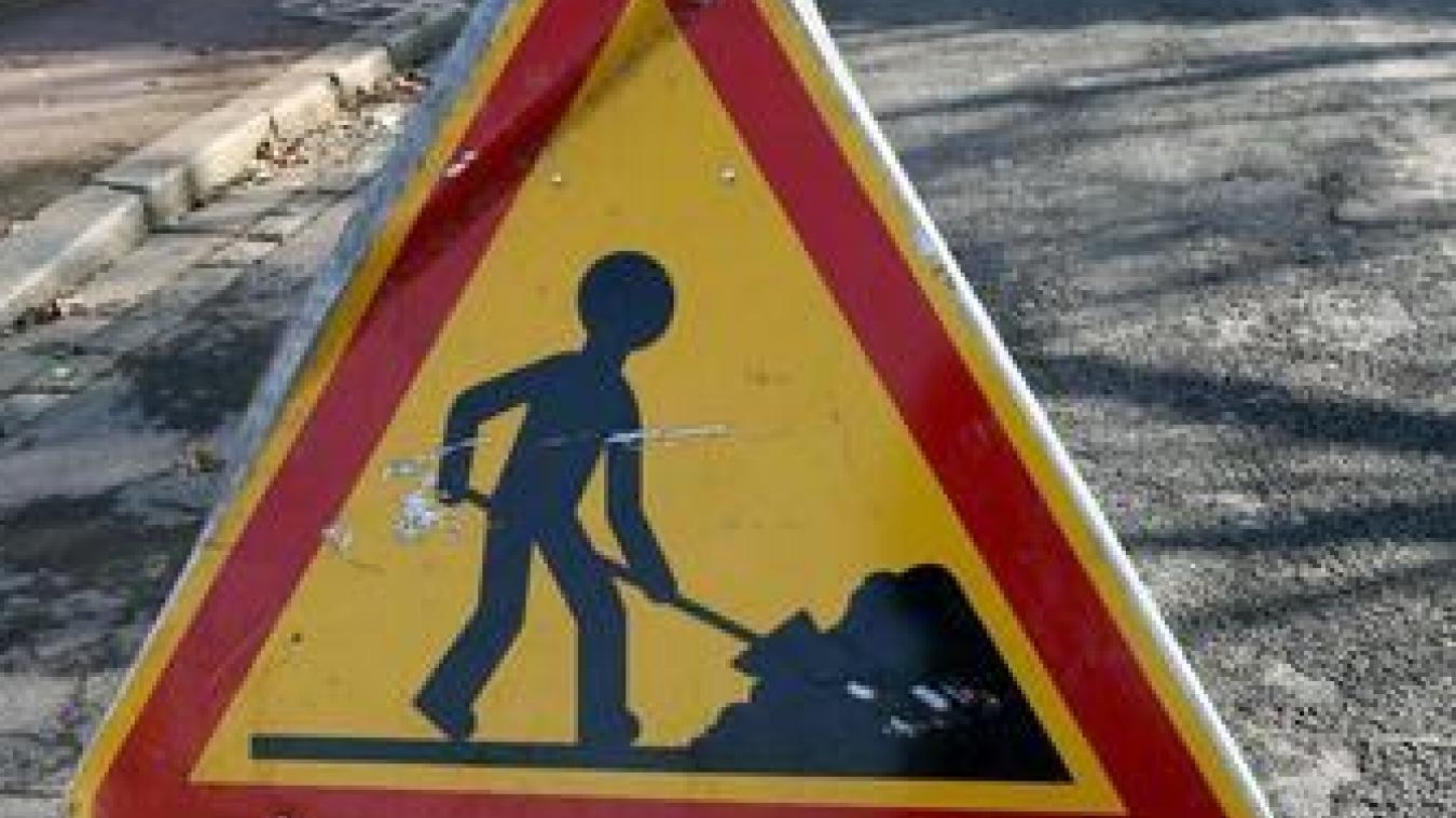 Plusieurs villes de Flandres sont actuellement en travaux.