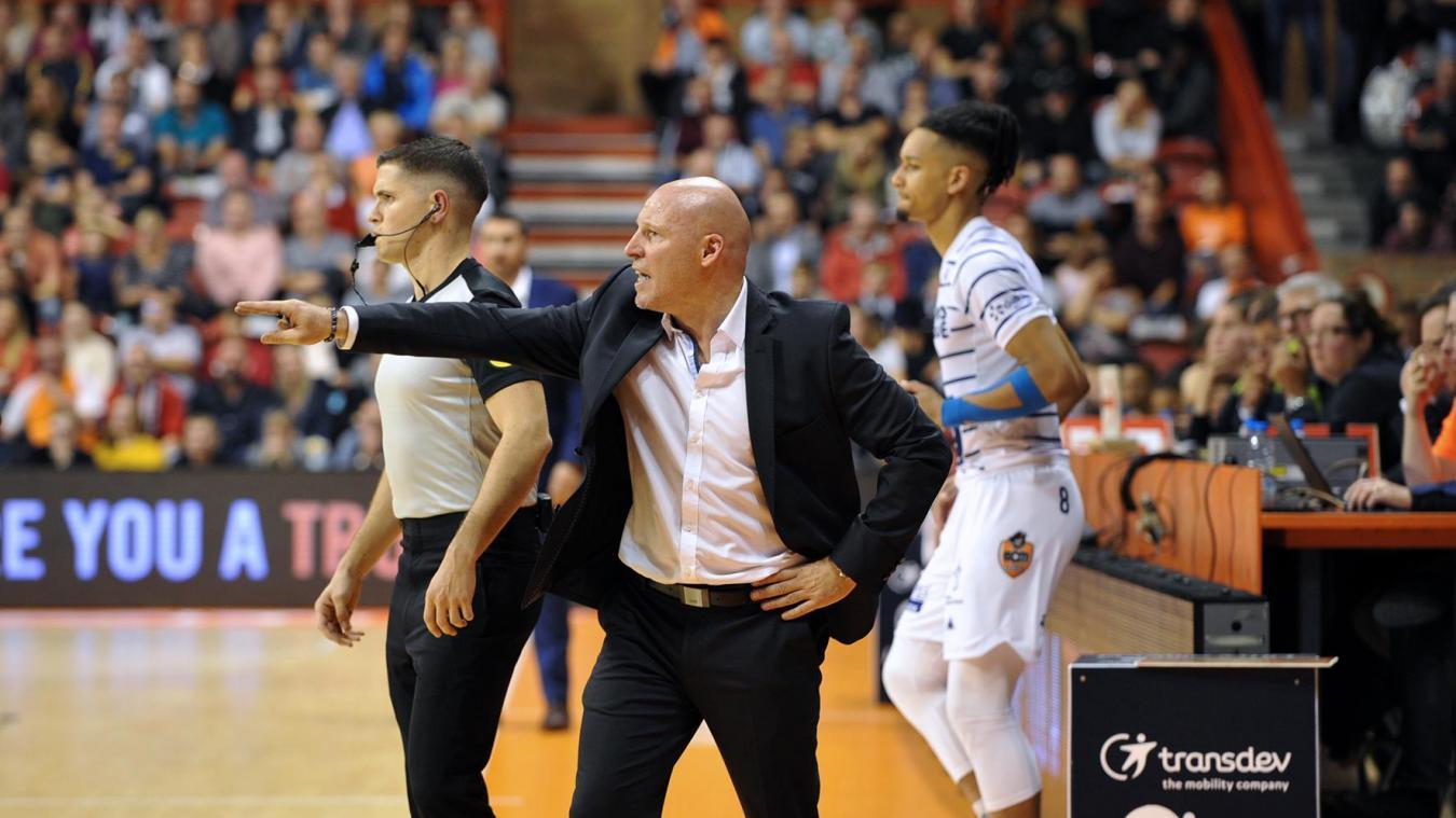 Les hommes d'Eric Bartecheky se doivent de relever la tête après une quatrième défaite en six journées, à Dijon. © Michel De Smedt
