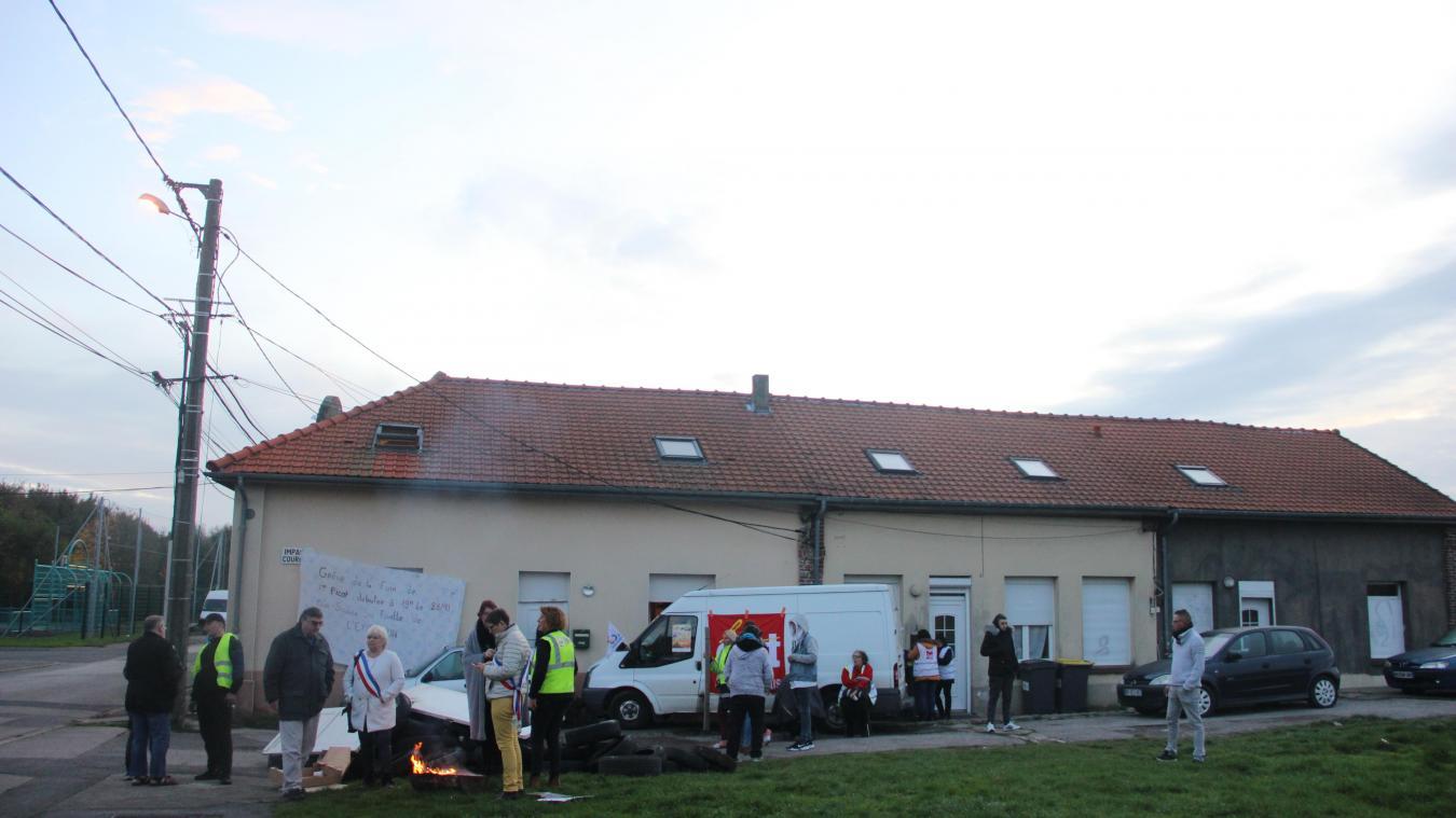 Auchel : un logement trouvé pour la famille expulsée de la Cité3