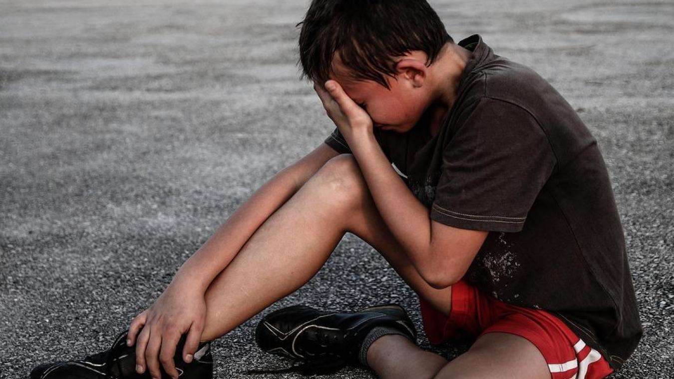 Encore beaucoup d'enfants taisent le harcèlement scolaire dont ils sont victimes. ©Pixabay