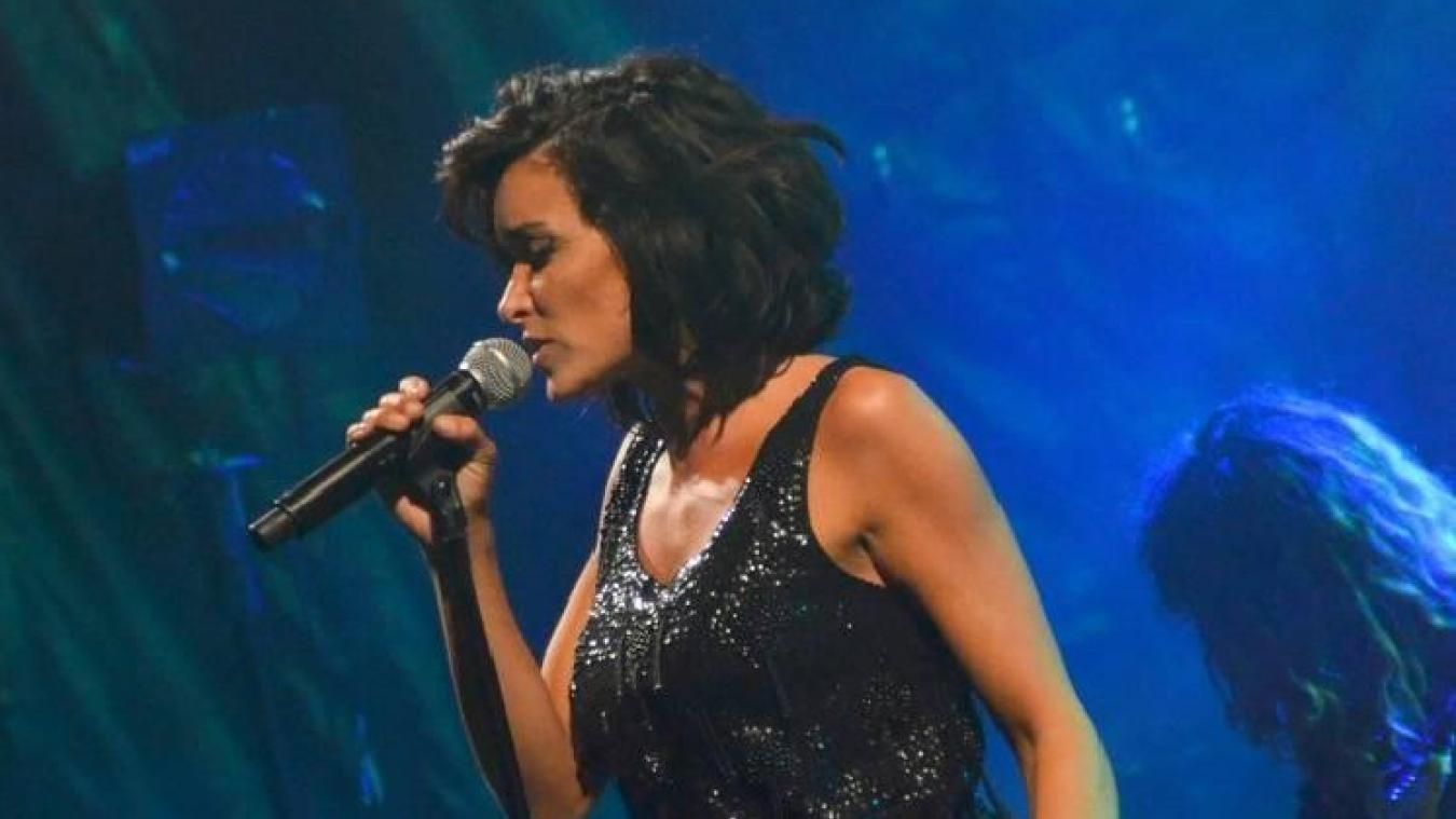 La chanteuse Jenifer sera sur la scène de la Faïencerie à Boulogne-sur-Mer le 2 décembre.