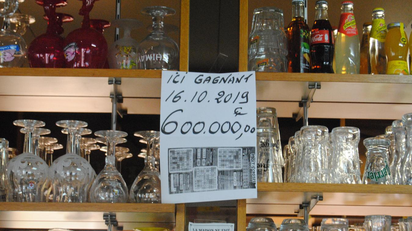 Lens : elle gagne 600 000 euros au bar le Gallia